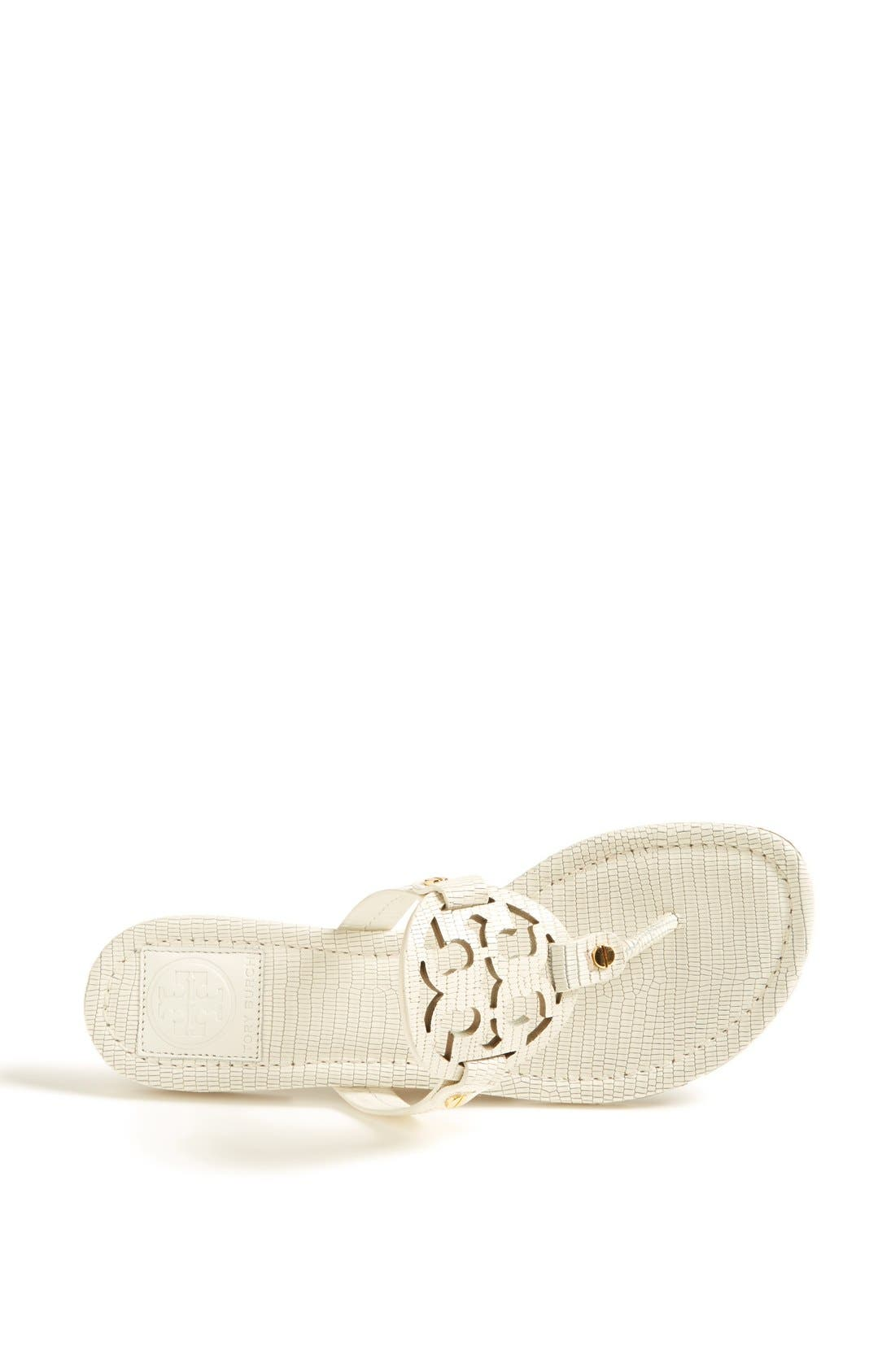 'Miller' Sandal,                             Alternate thumbnail 3, color,                             110