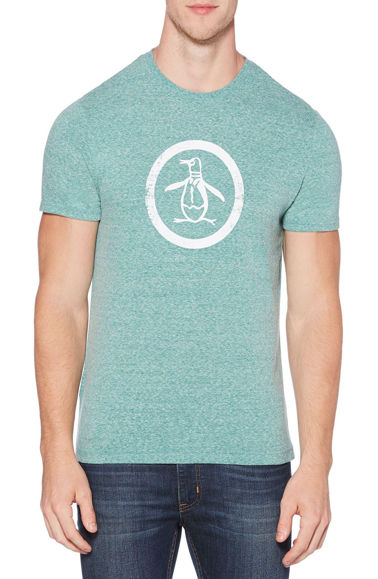 Circle Logo T-Shirt,                             Main thumbnail 1, color,