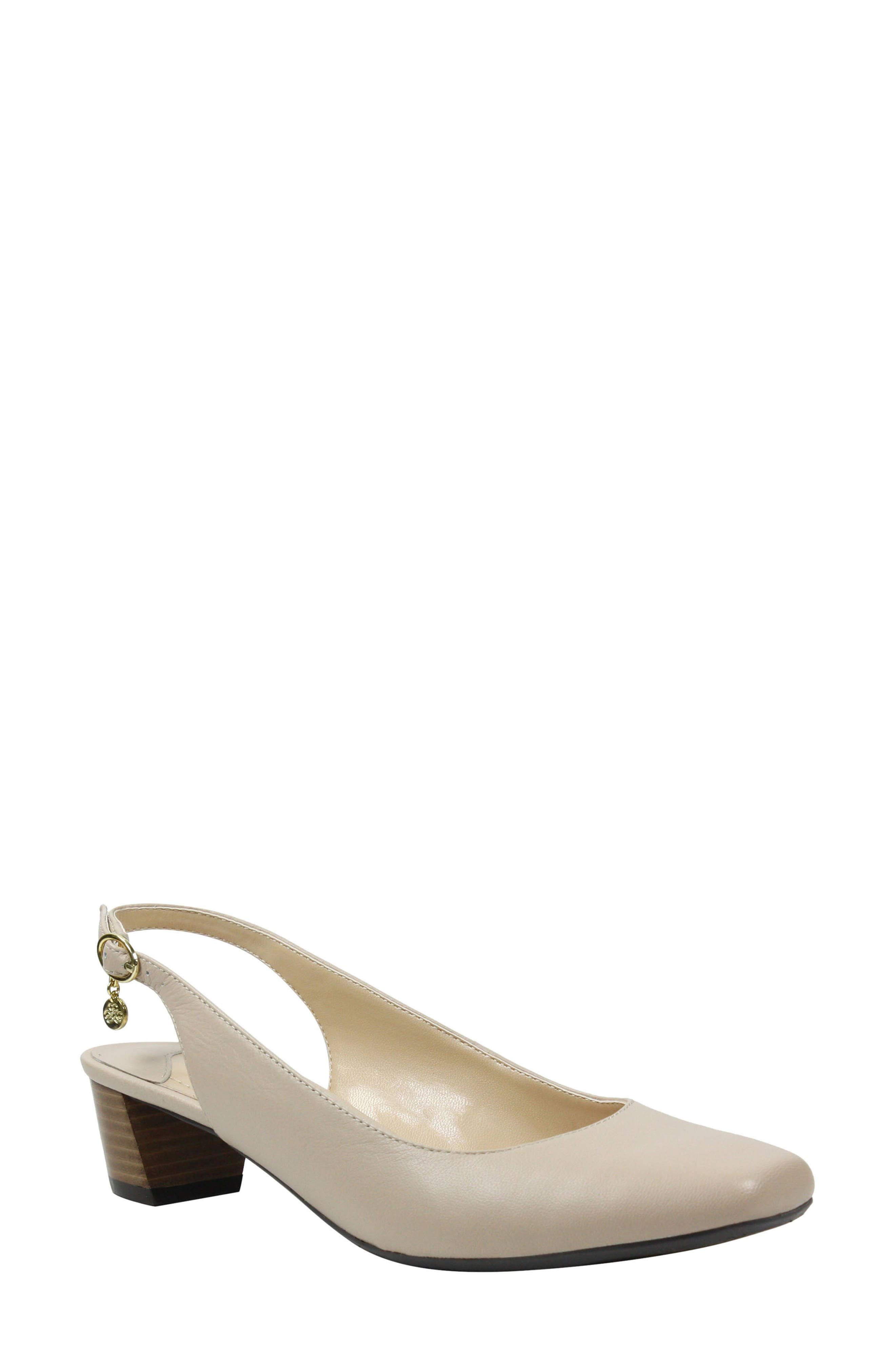 Blandi Slingback Pump by J. ReneÉ