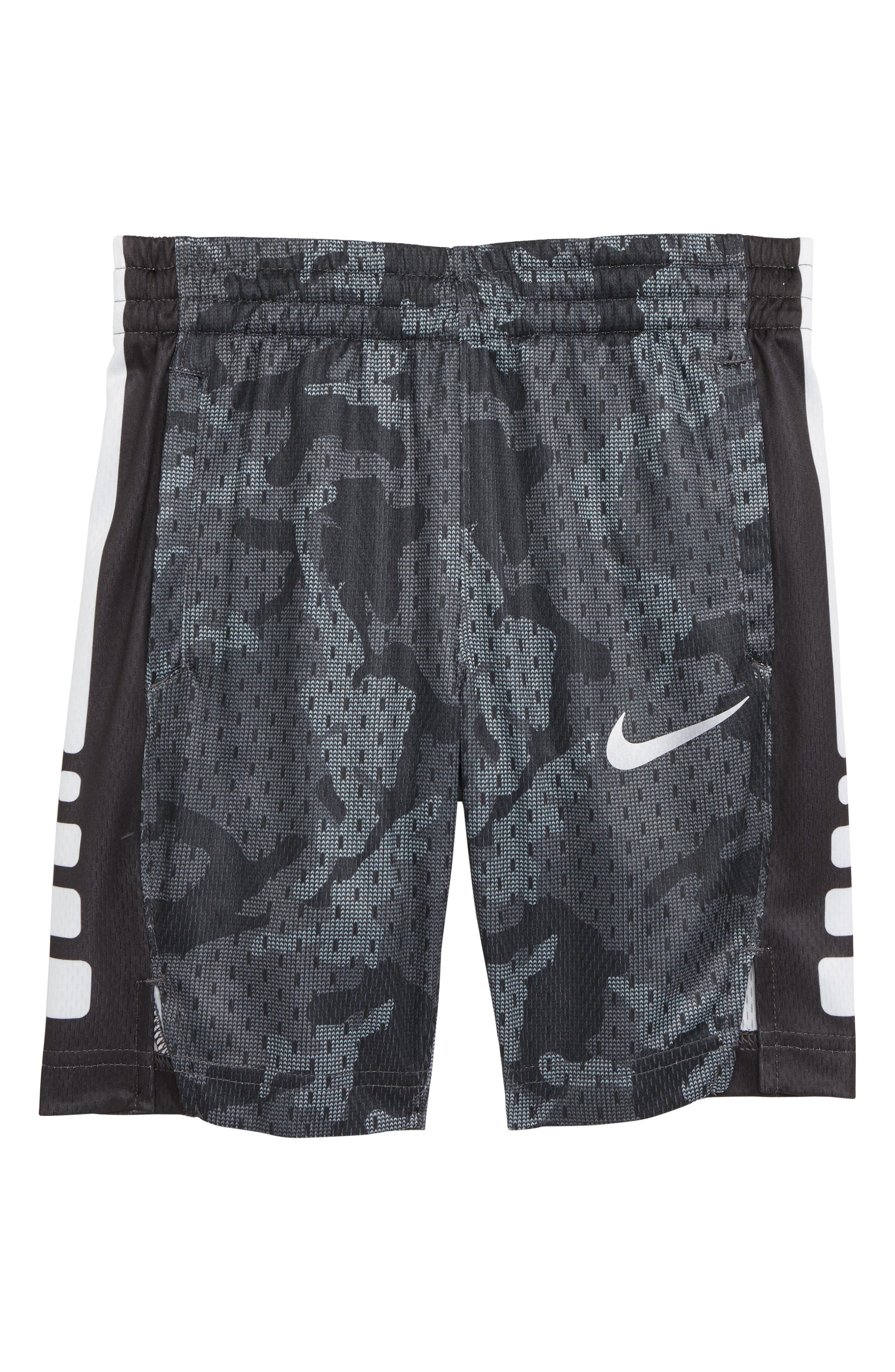 Dry Elite Basketball Shorts,                             Main thumbnail 1, color,                             WOLF GREY