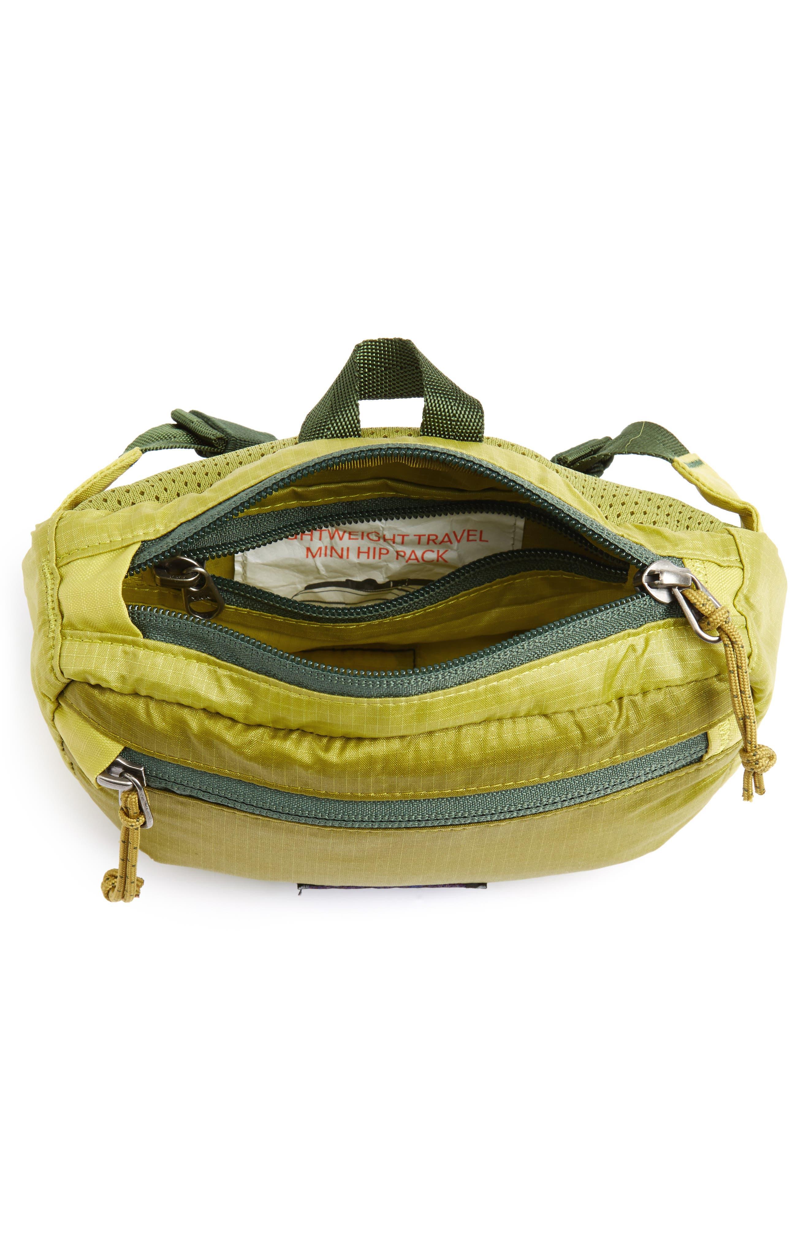 Travel Belt Bag,                             Alternate thumbnail 11, color,