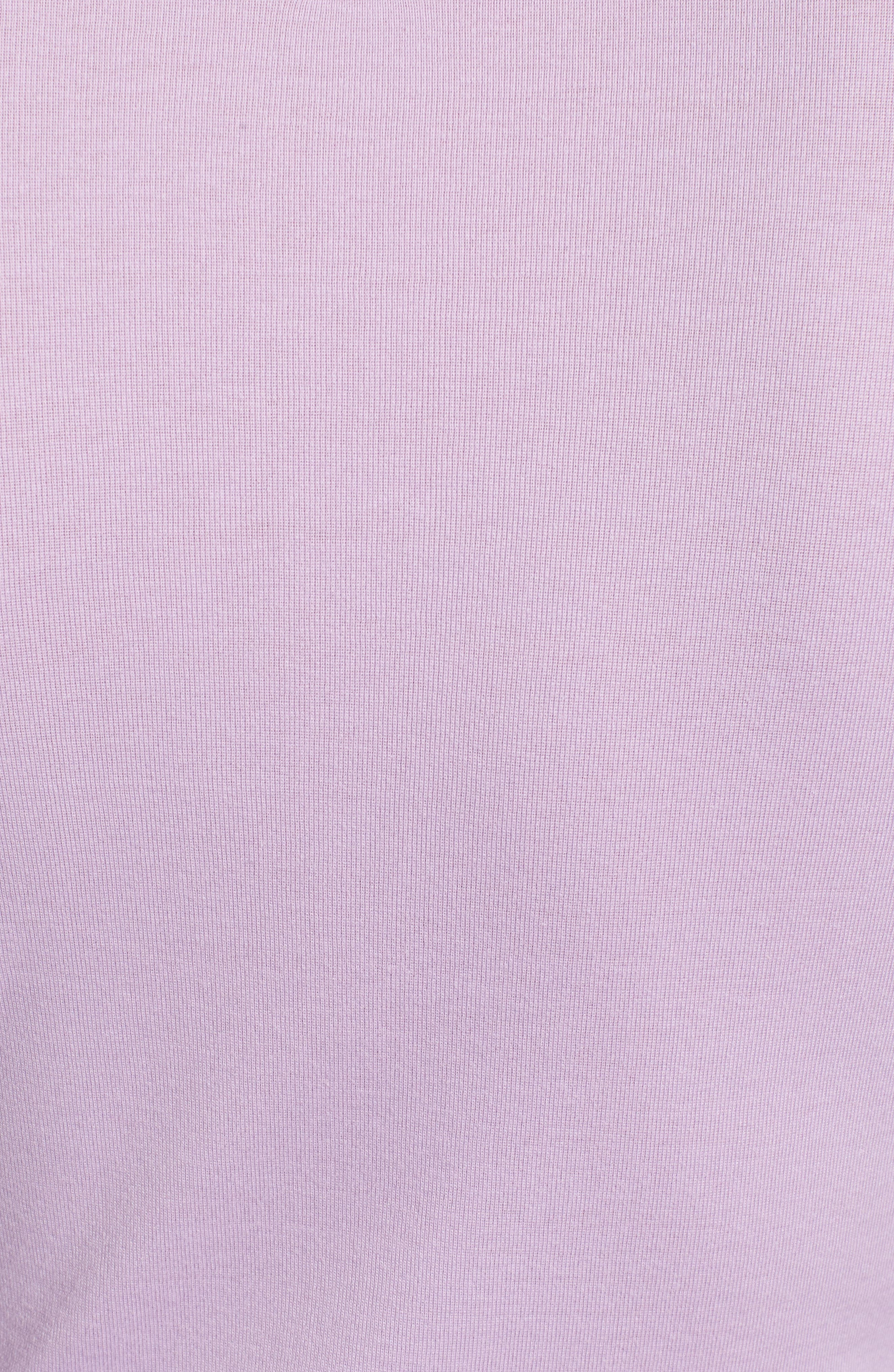 'Melody' Long Sleeve Scoop Neck Tee,                             Alternate thumbnail 6, color,                             530