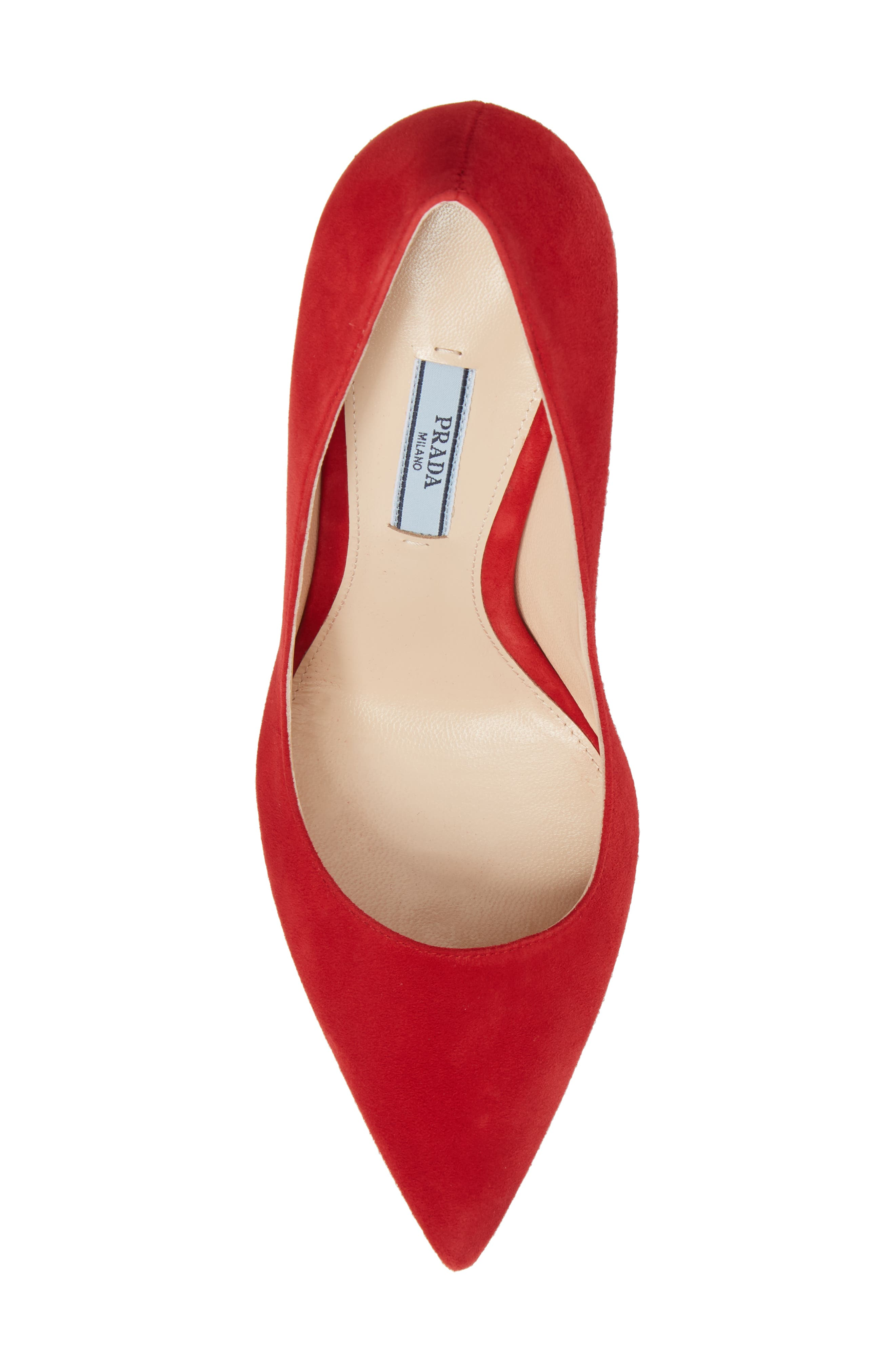 Pointy Toe Pump,                             Alternate thumbnail 19, color,