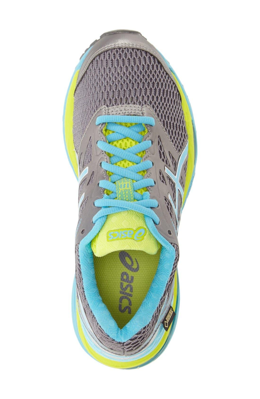 'GEL-Cumulus<sup>®</sup> 18' Gore-Tex<sup>®</sup> Running Shoe,                             Alternate thumbnail 3, color,                             096