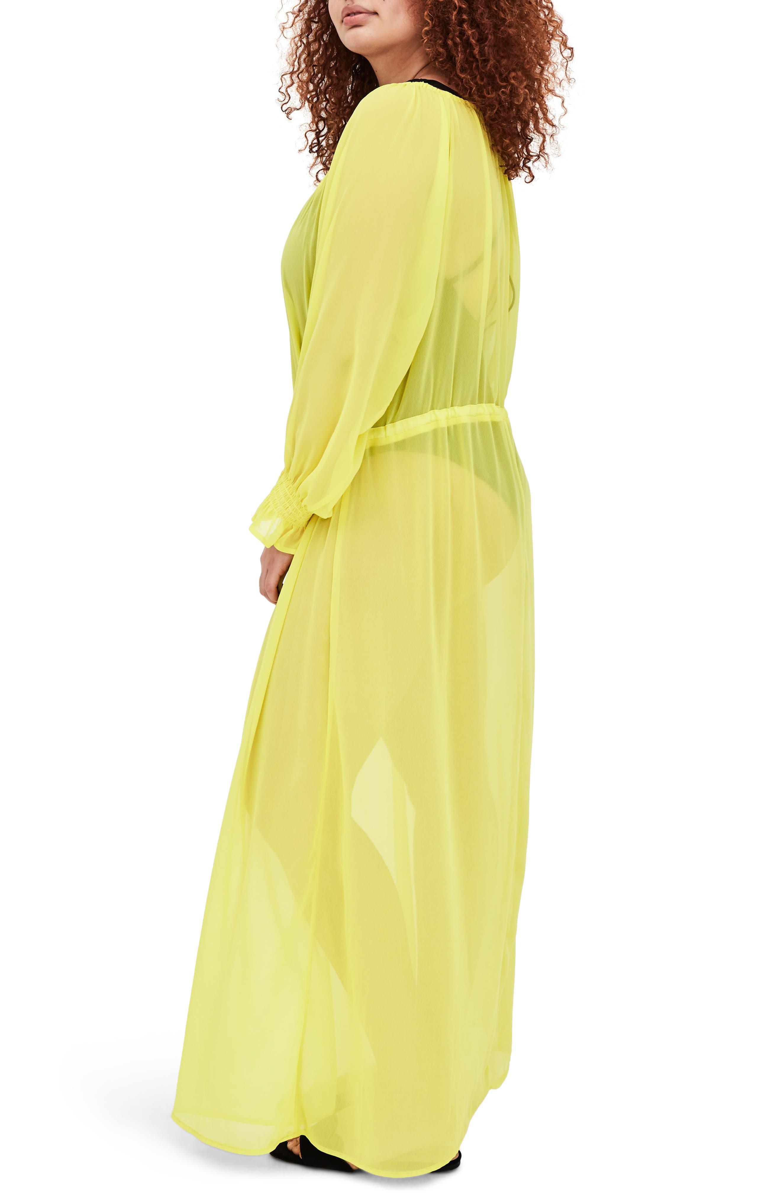 The Sulphur Maxi Dress,                             Alternate thumbnail 3, color,                             702