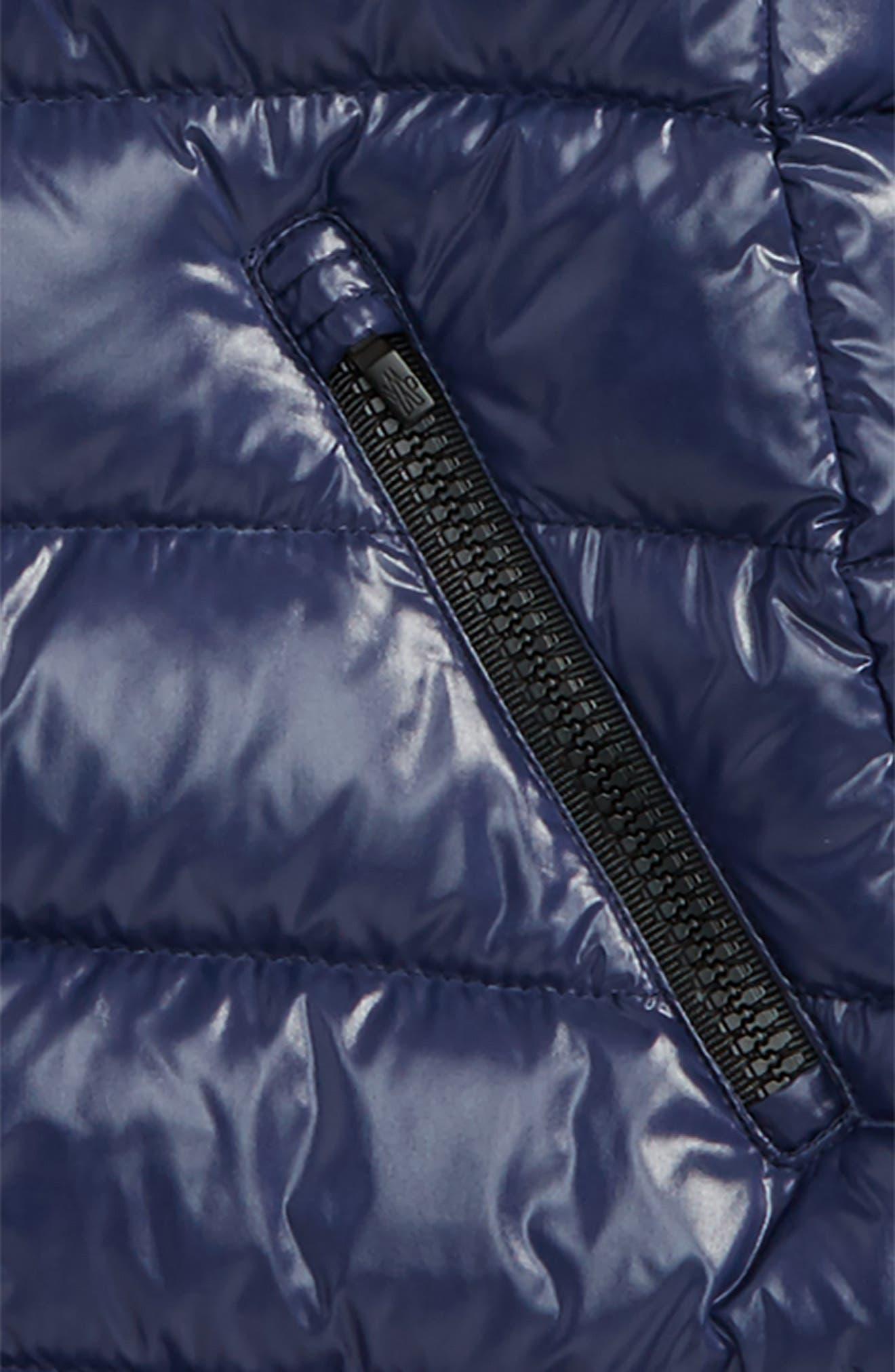 Moka Long Hooded Waterproof Down Jacket,                             Alternate thumbnail 2, color,                             409