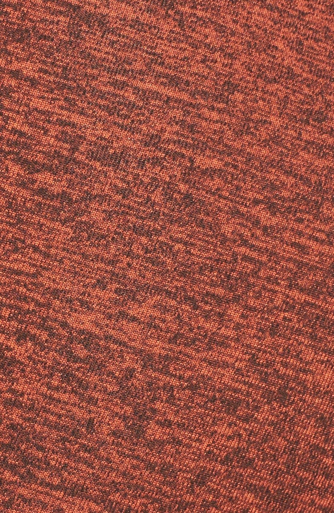 Infinity Cutout Crop Leggings,                             Alternate thumbnail 48, color,