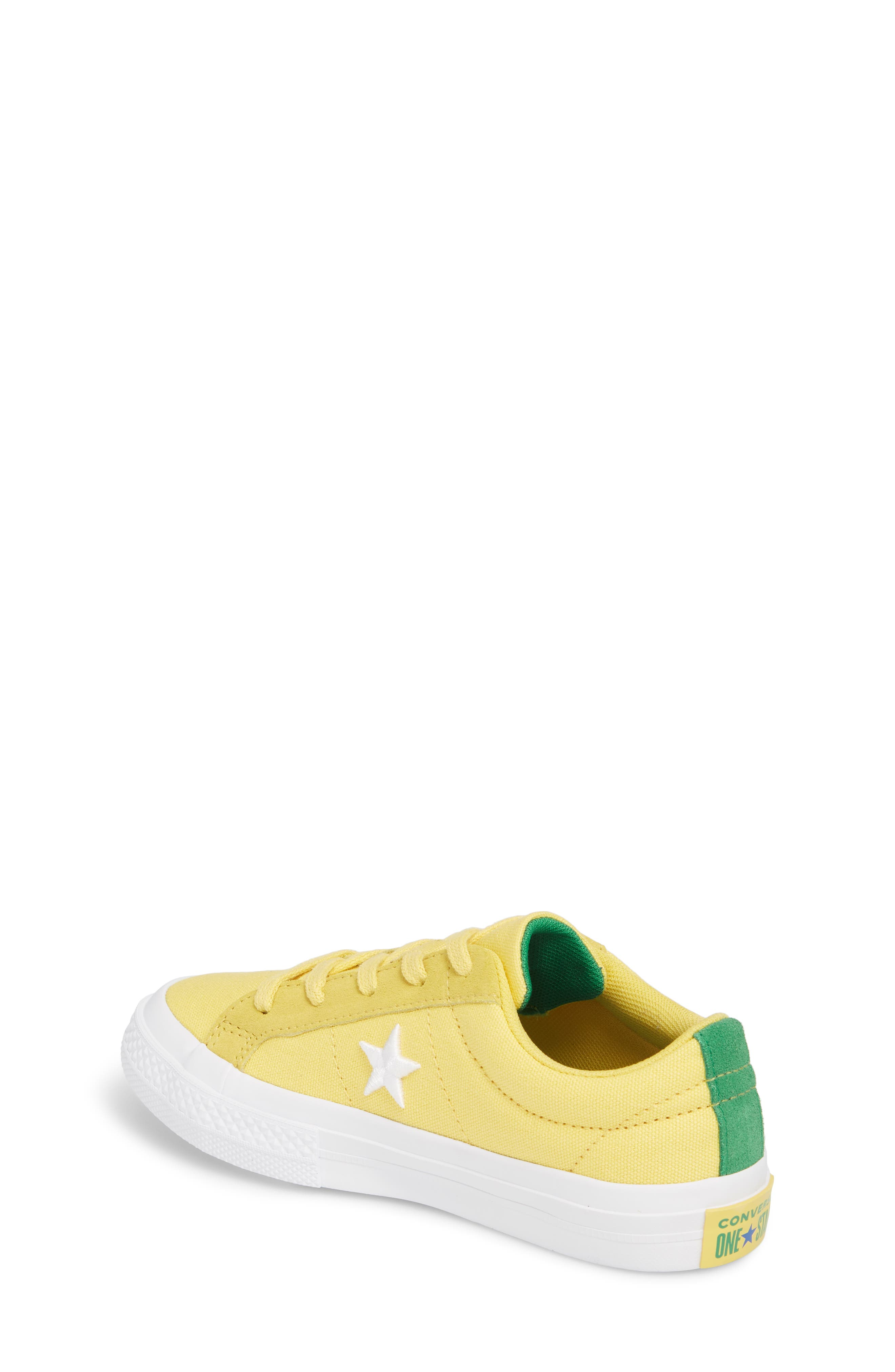 One Star Low-Top Sneaker,                             Alternate thumbnail 6, color,