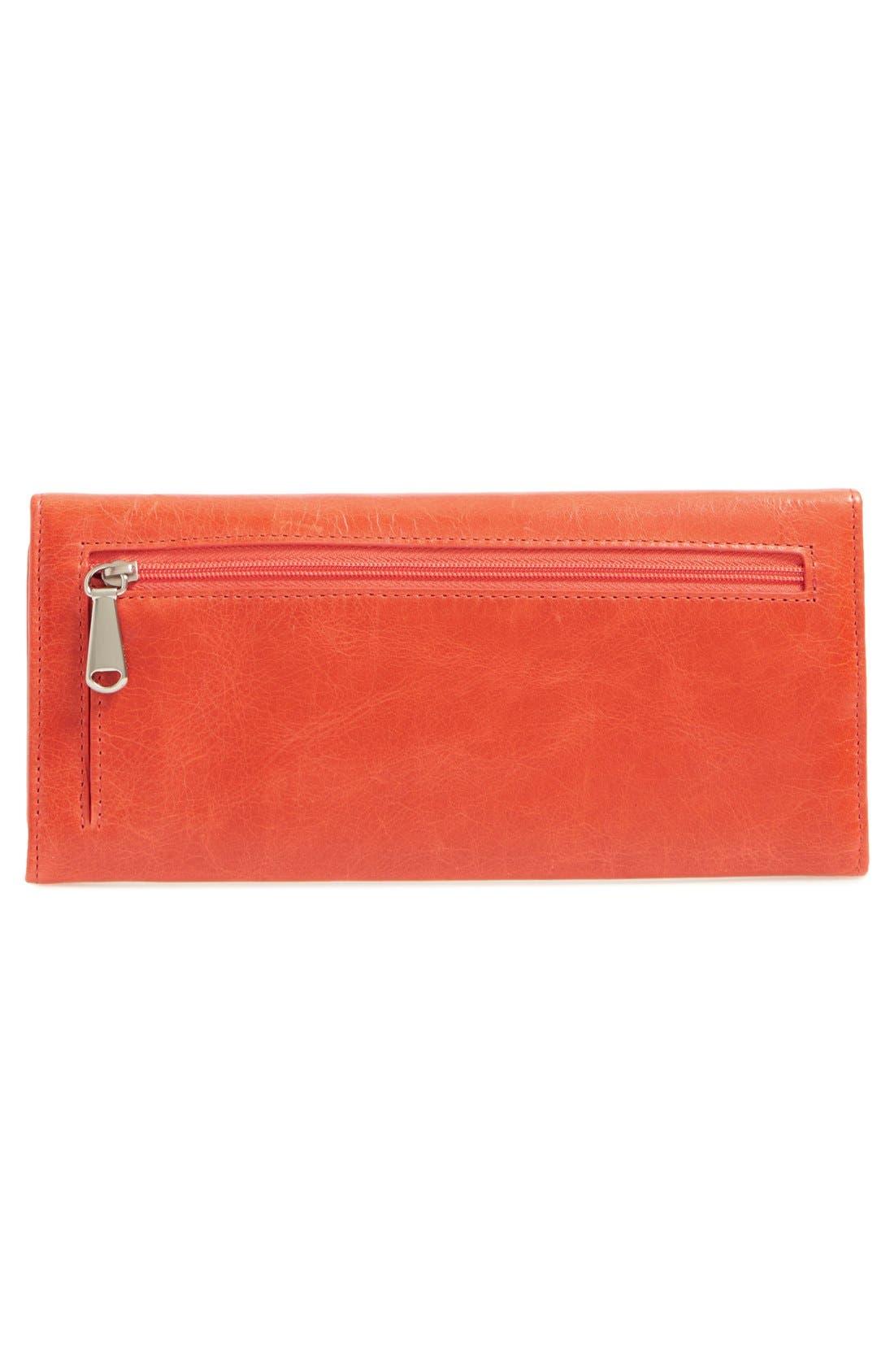 'Sadie' Leather Wallet,                             Alternate thumbnail 131, color,