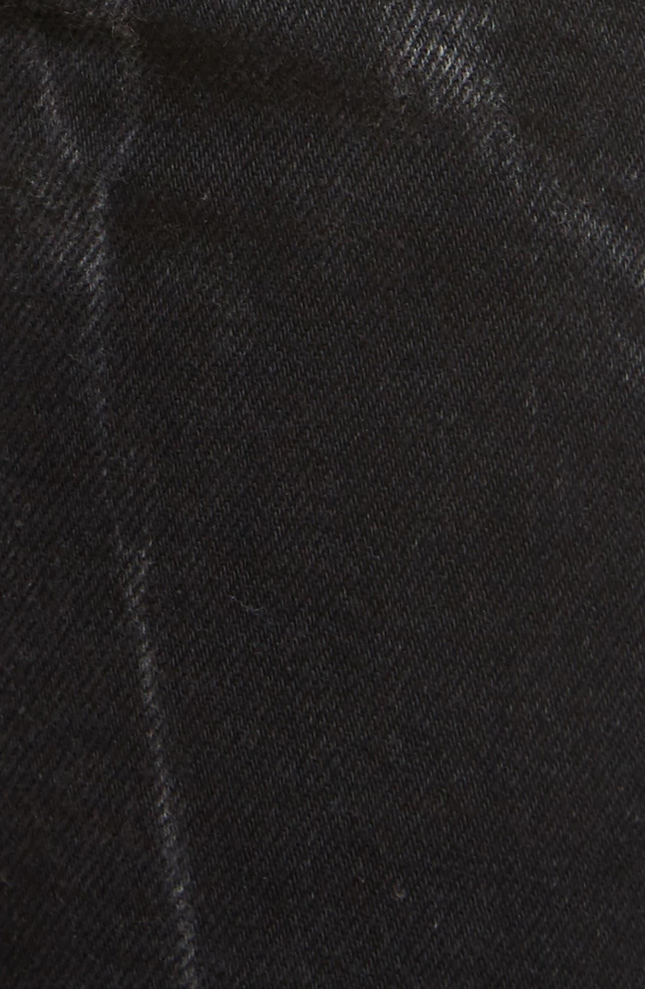 Slim Fit Vintage Wash Jeans,                             Alternate thumbnail 5, color,                             002