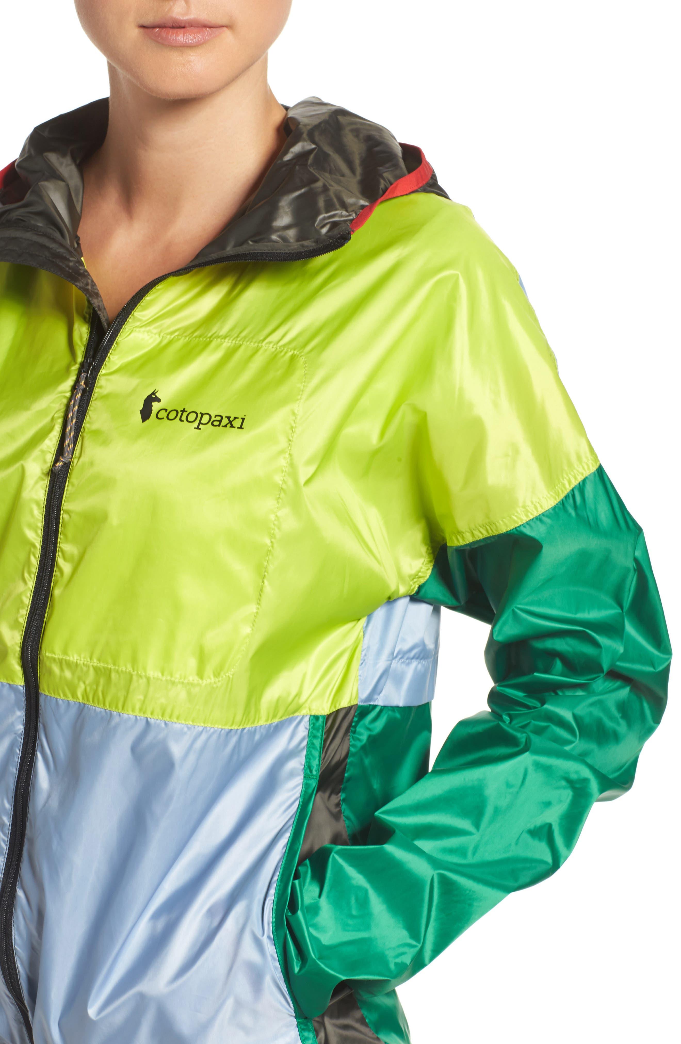 Teca Packable Water Resistant Windbreaker Jacket,                             Alternate thumbnail 24, color,