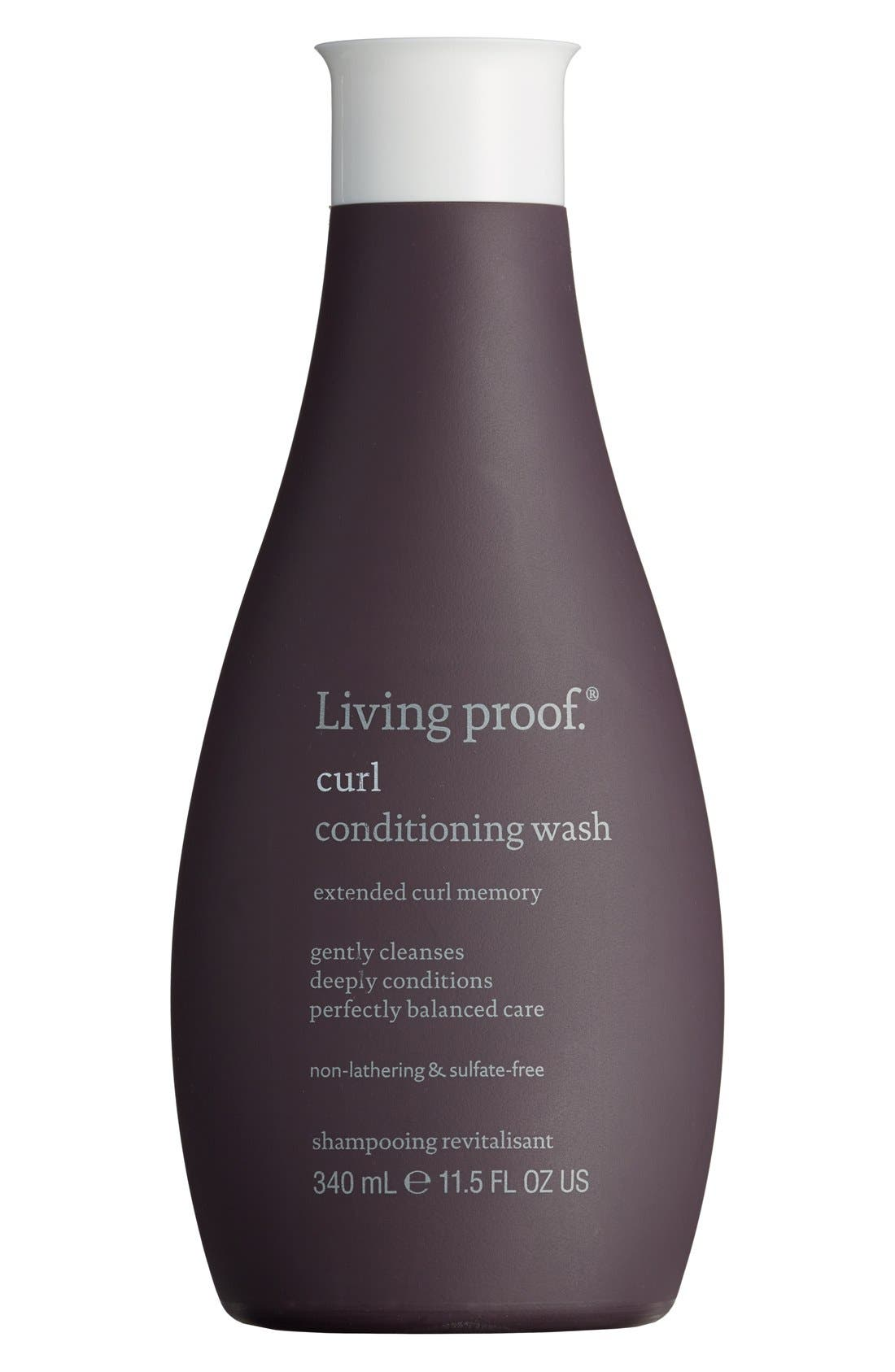 Curl Conditioning Wash,                             Main thumbnail 1, color,