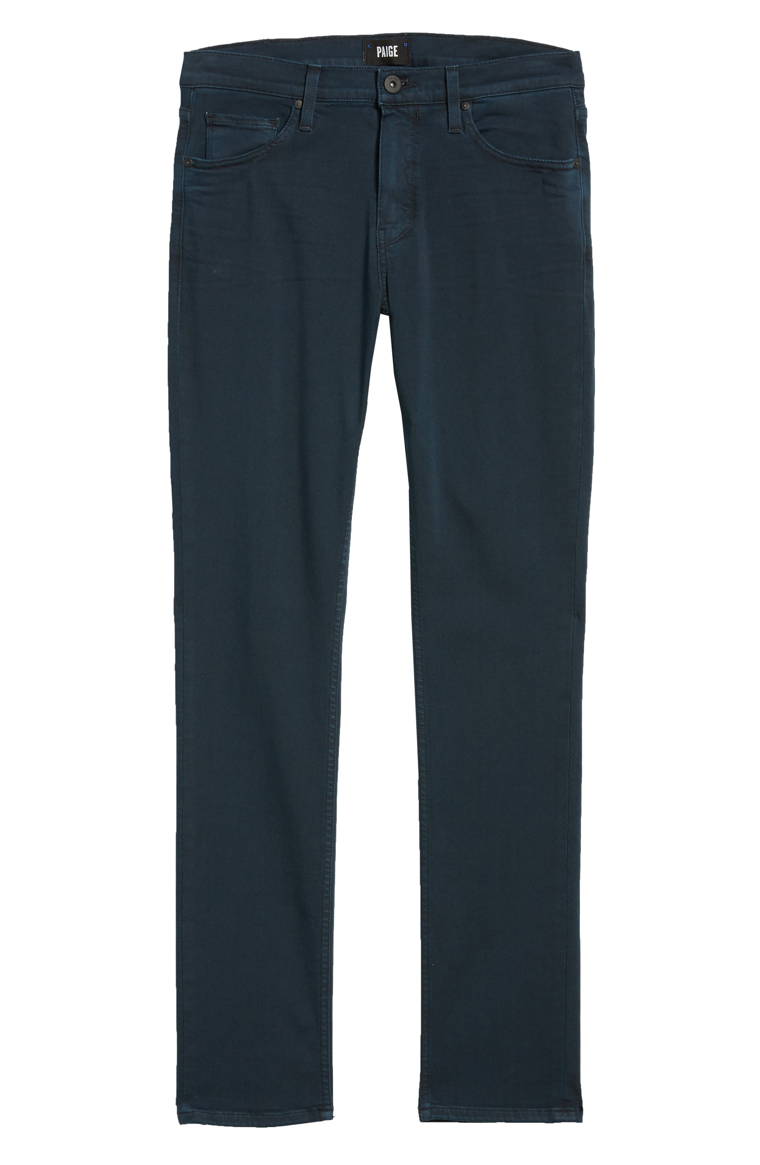 Transcend - Lennox Slim Jeans,                             Alternate thumbnail 6, color,                             401