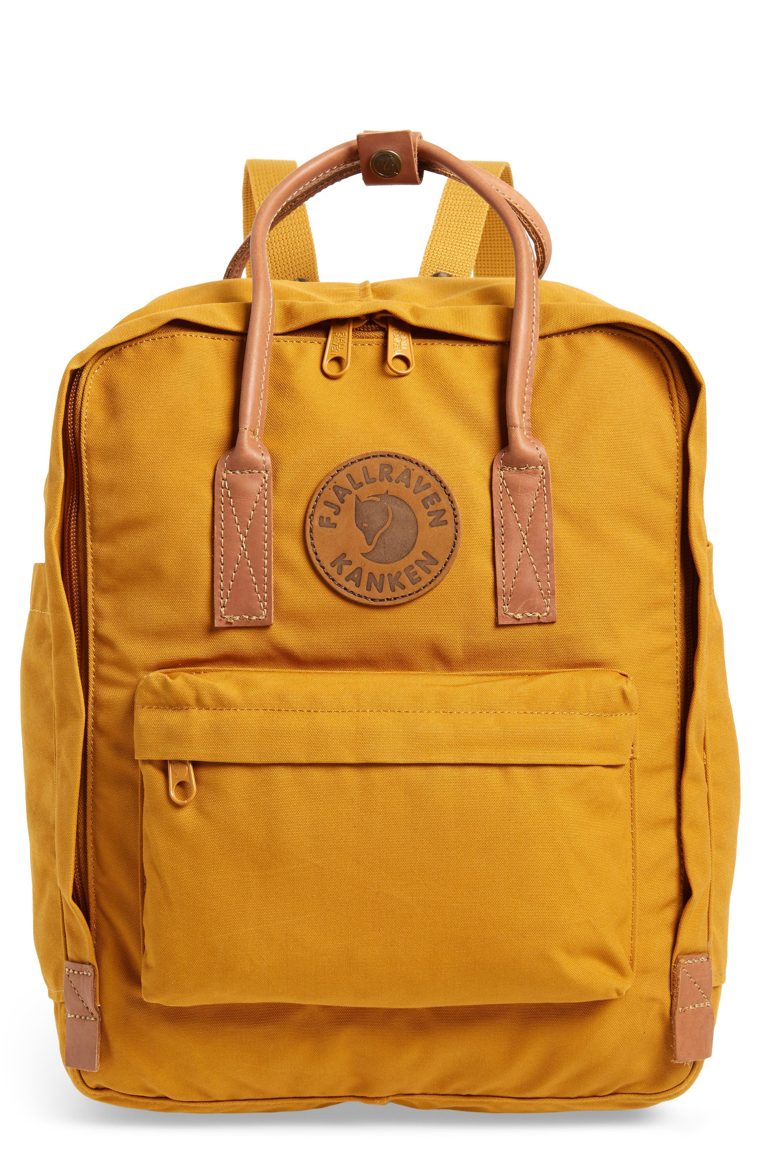 'Kånken No. 2' Backpack,                         Main,                         color, ACORN