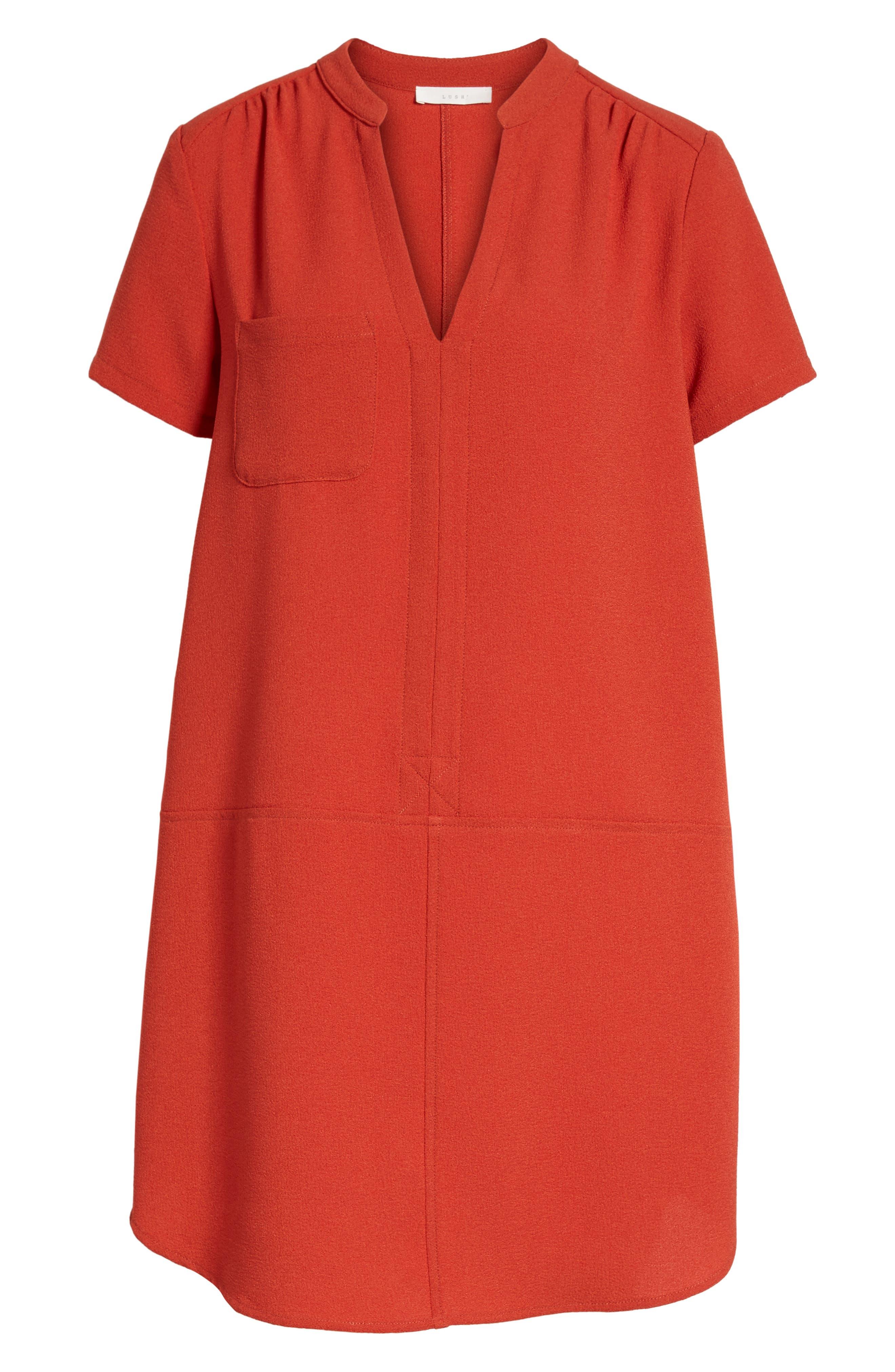 Hailey Crepe Dress,                             Alternate thumbnail 149, color,
