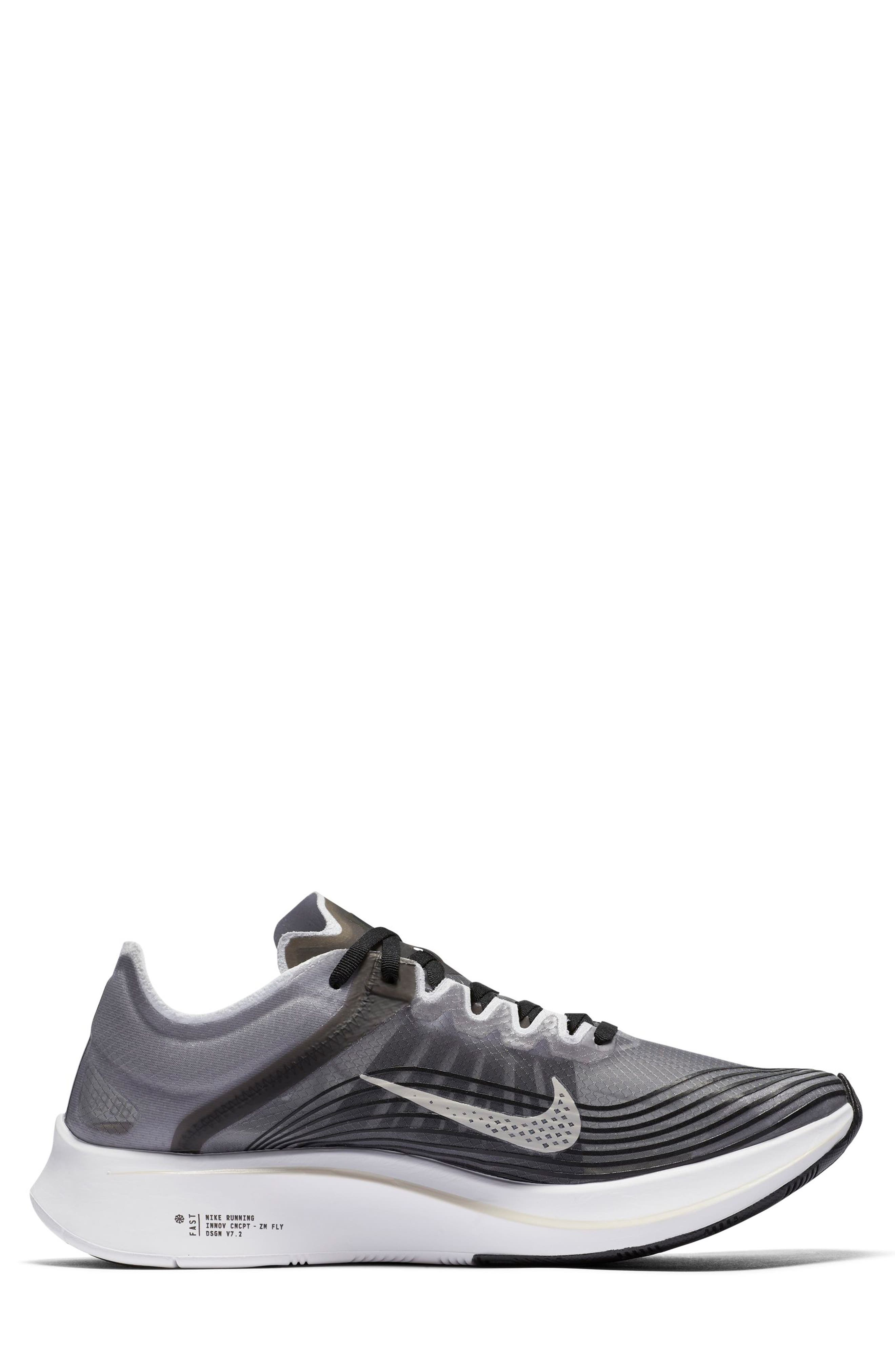 Zoom Fly SP Running Shoe,                             Alternate thumbnail 3, color,                             001