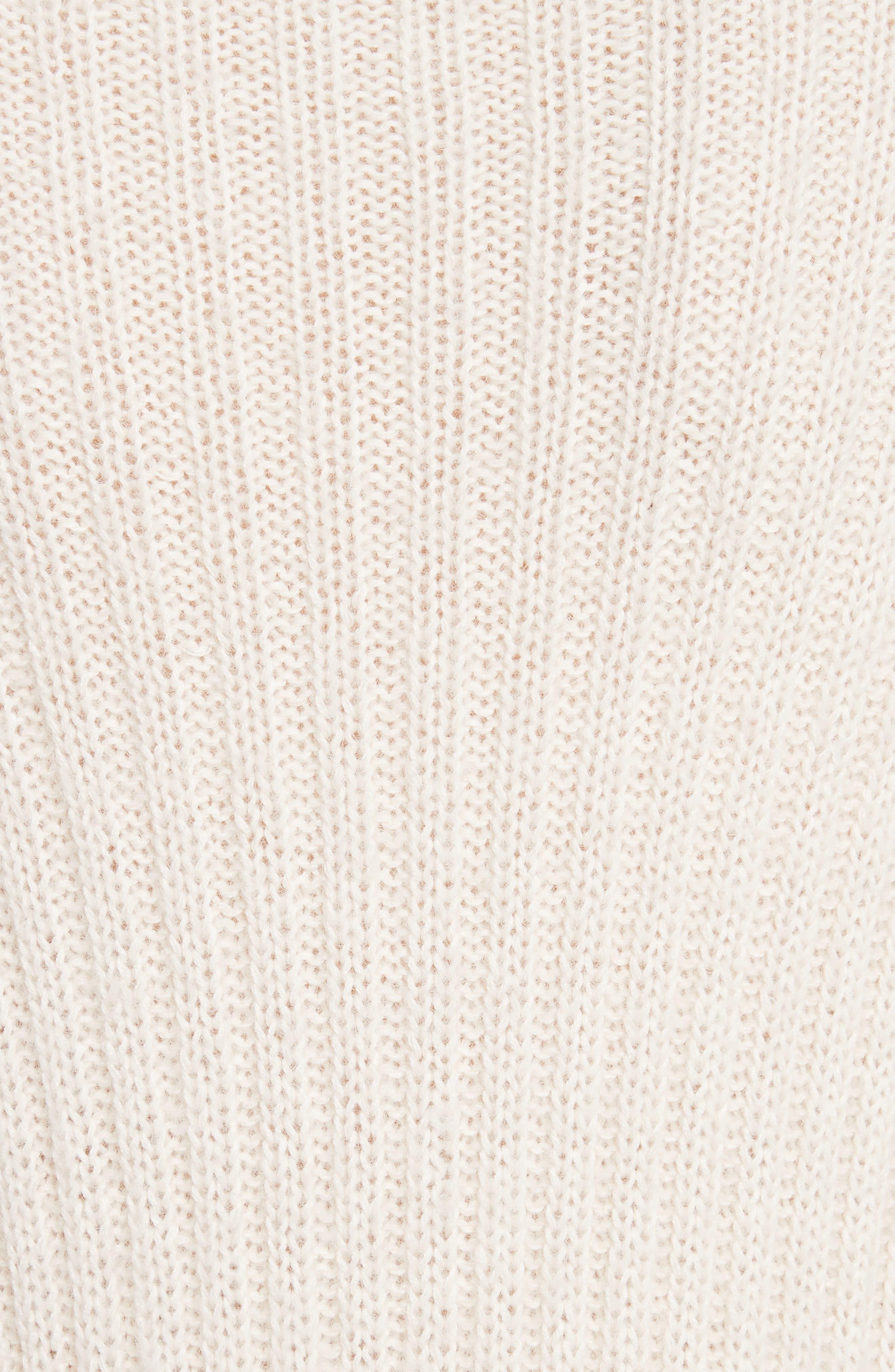 Banain Turtleneck Sweater,                             Alternate thumbnail 5, color,                             114