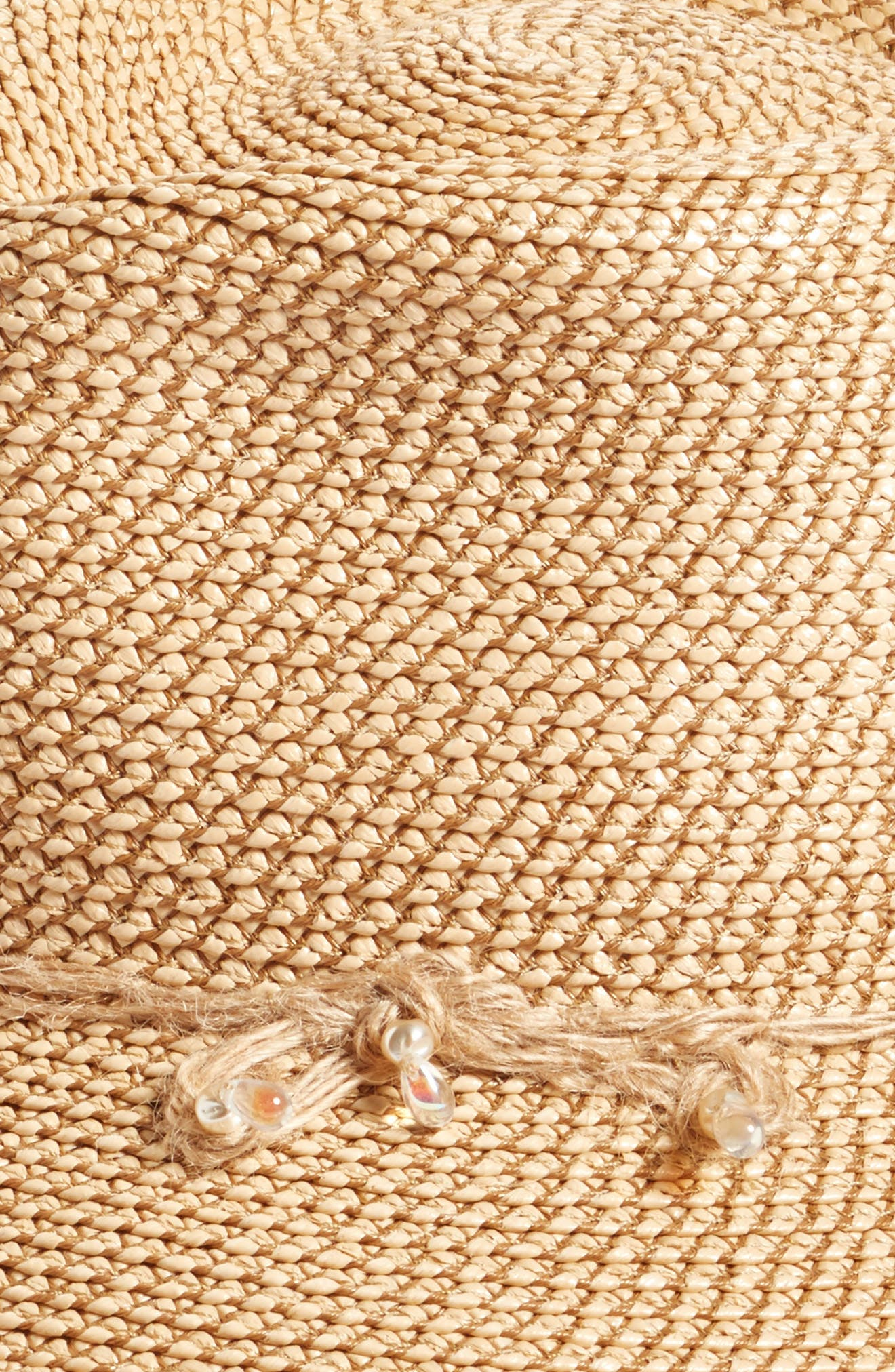 Mustique Squishee<sup>®</sup> Fedora,                             Alternate thumbnail 2, color,