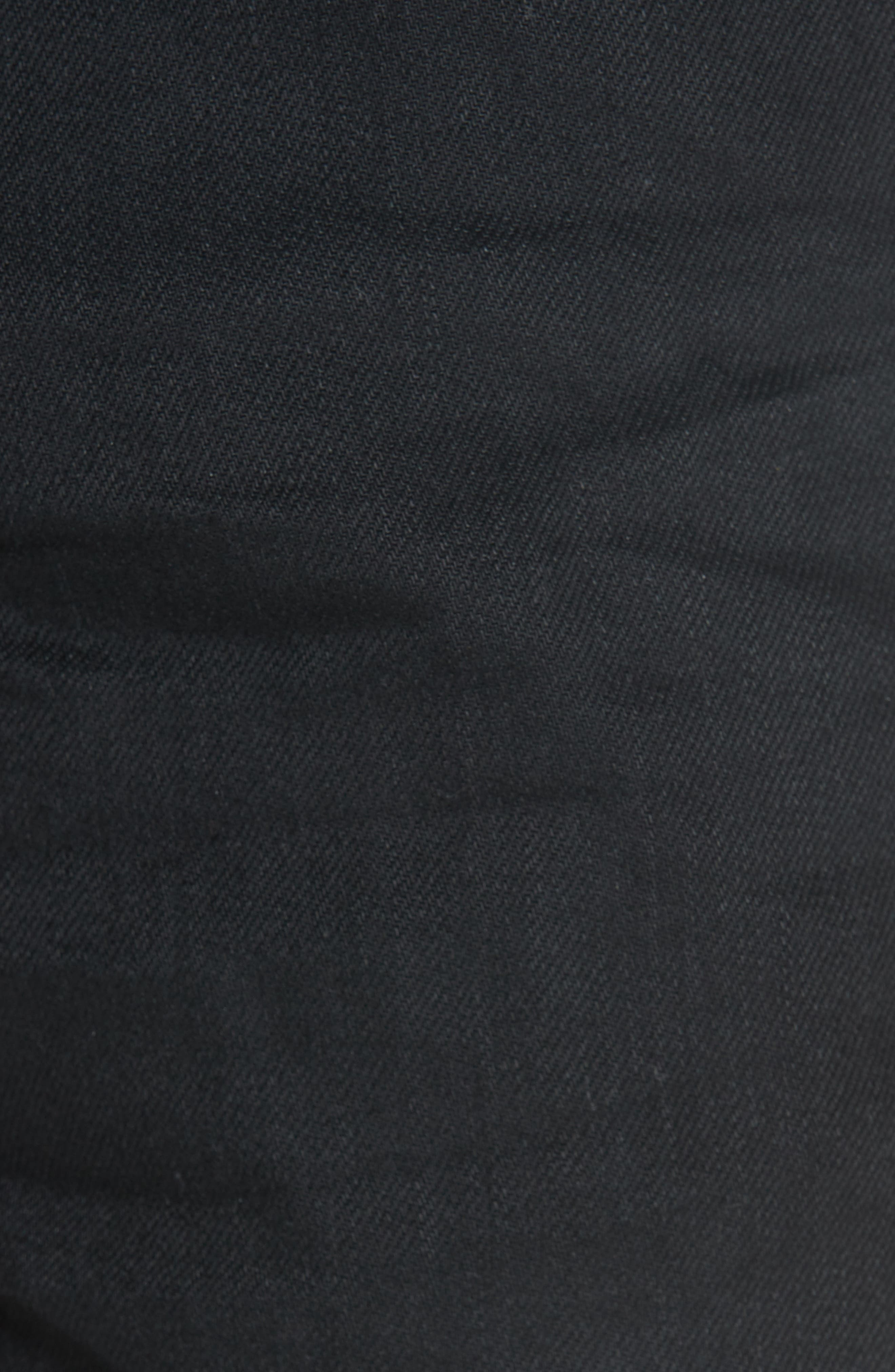 The Cast 2 Skinny Fit Jeans,                             Alternate thumbnail 5, color,                             OBSIDIAN