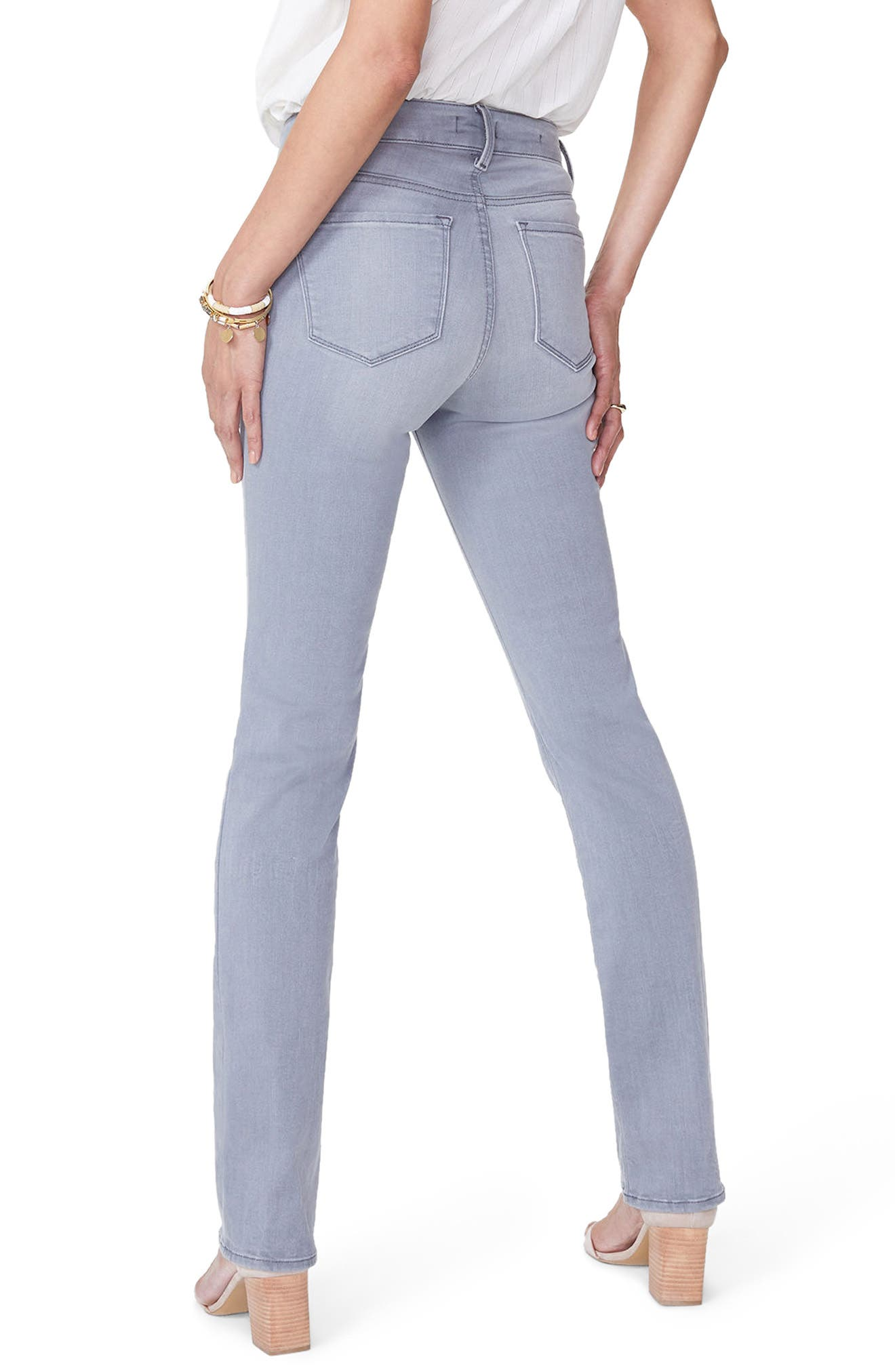 Marilyn Stretch Straight Leg Jeans,                             Alternate thumbnail 2, color,