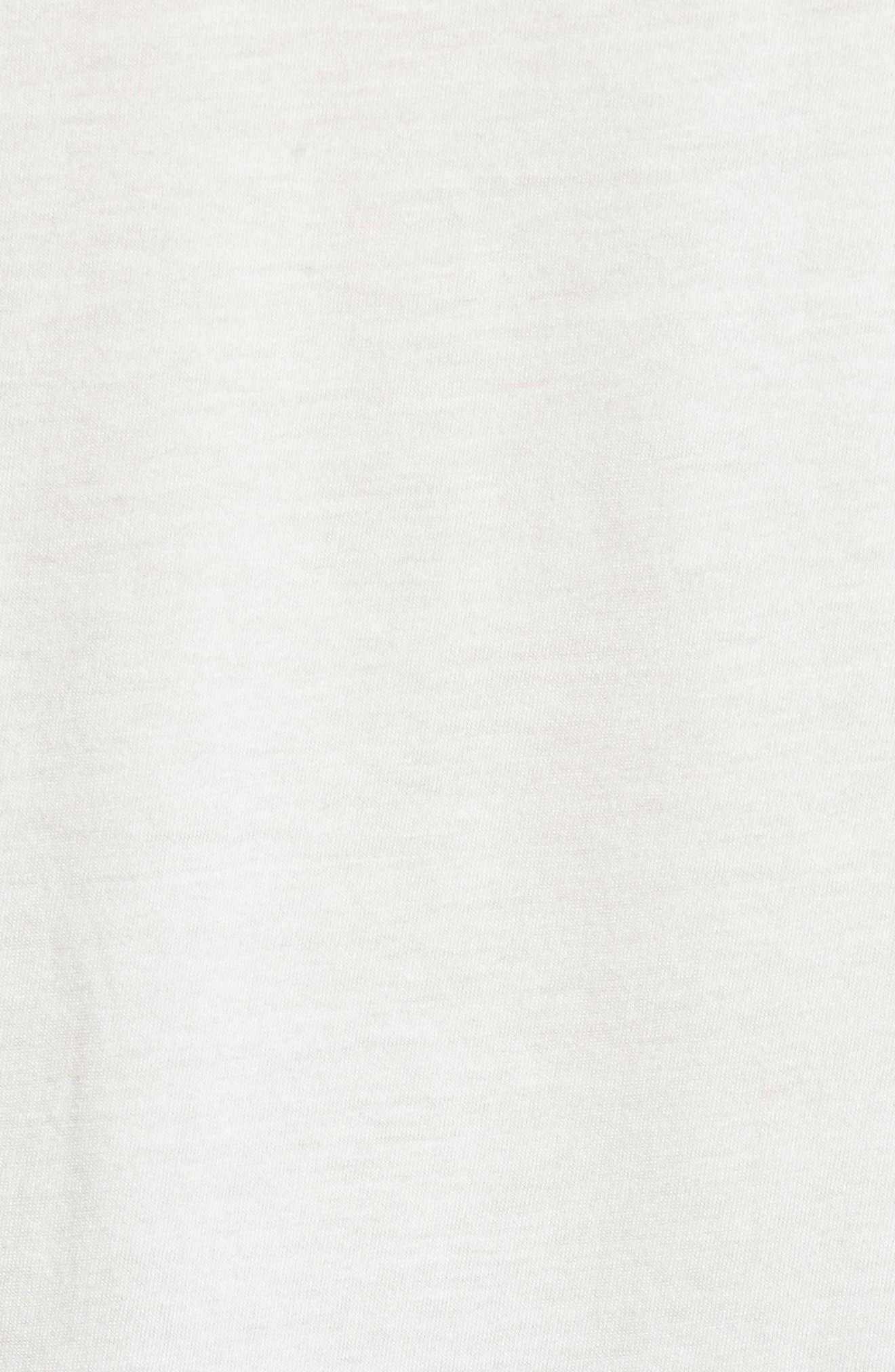 The Beatles Graphic Logo T-Shirt,                             Alternate thumbnail 6, color,                             103