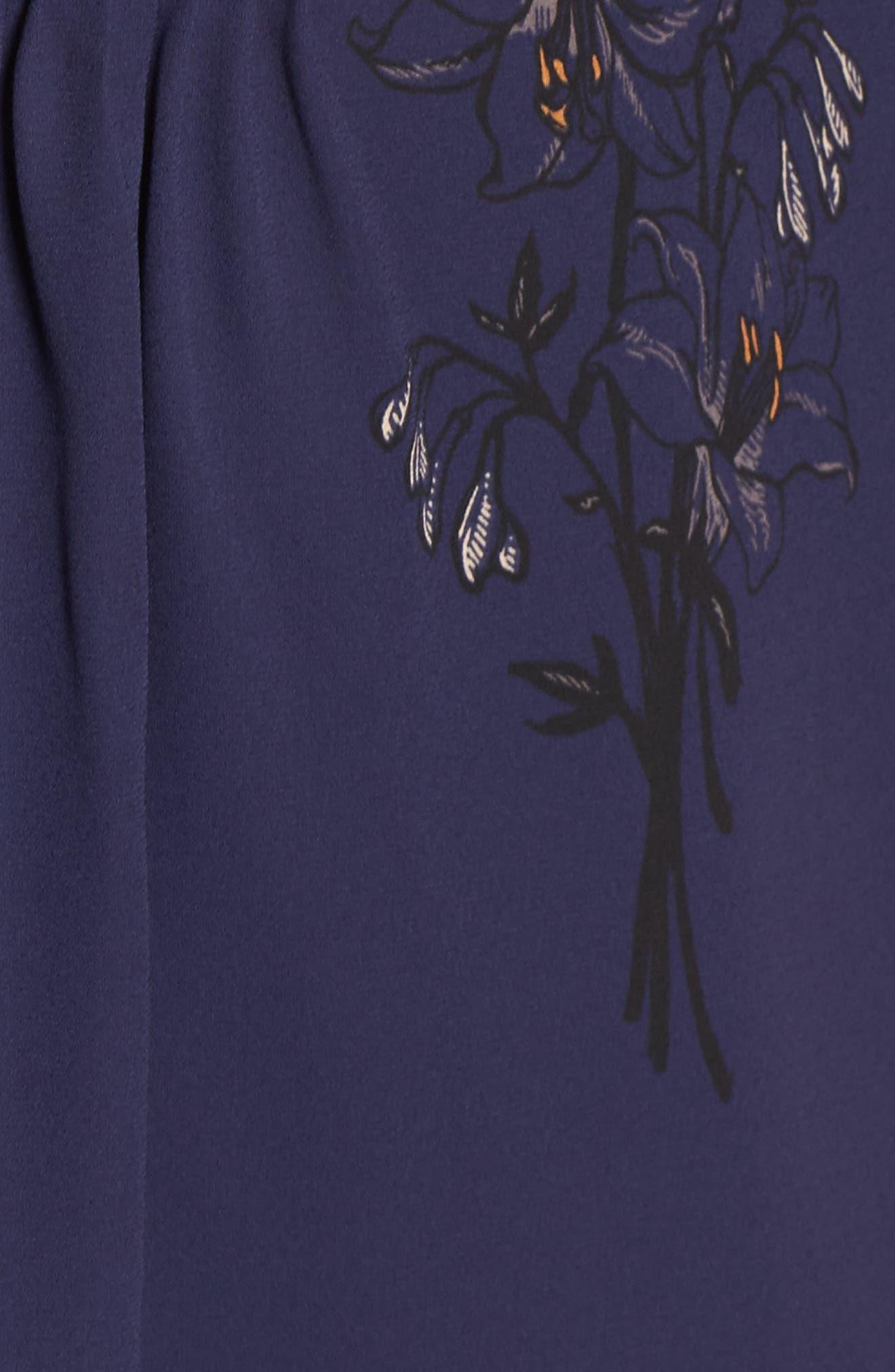 Classic Pintuck Shirt,                             Alternate thumbnail 5, color,                             409