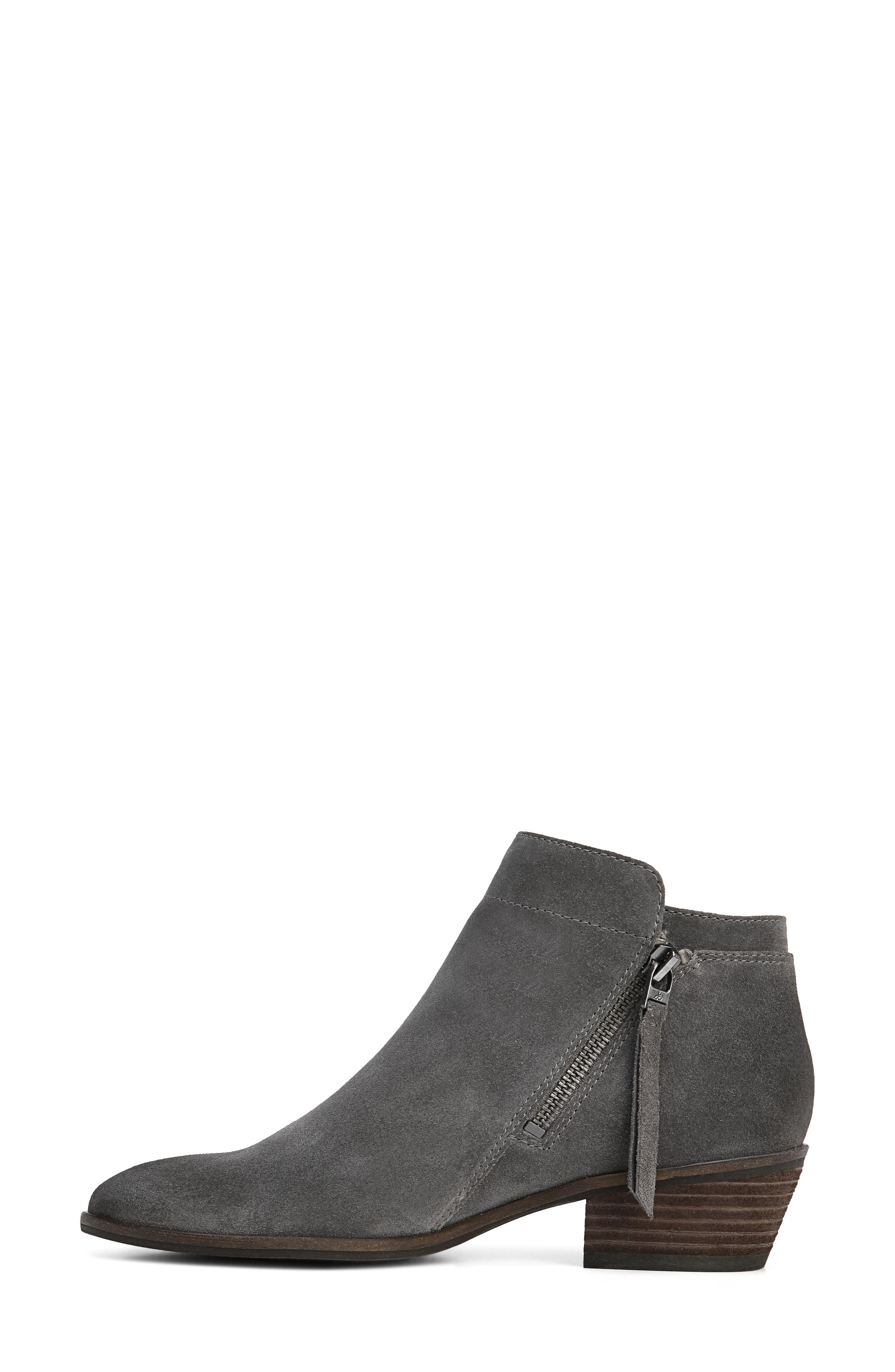 Packer Bootie,                             Alternate thumbnail 7, color,                             STEEL GREY SUEDE LEATHER