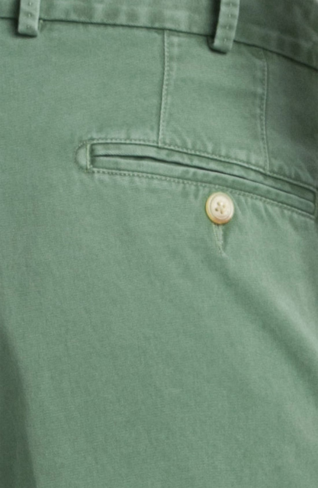 Garment Washed Twill Pants,                             Alternate thumbnail 28, color,