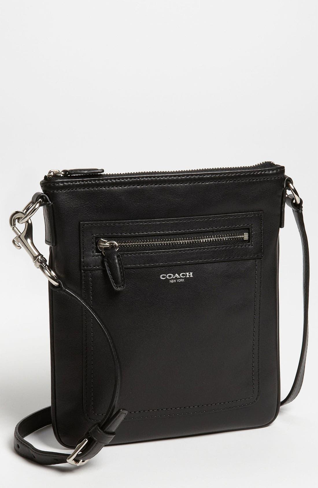 'Legacy' Leather Crossbody Bag,                             Main thumbnail 1, color,                             045