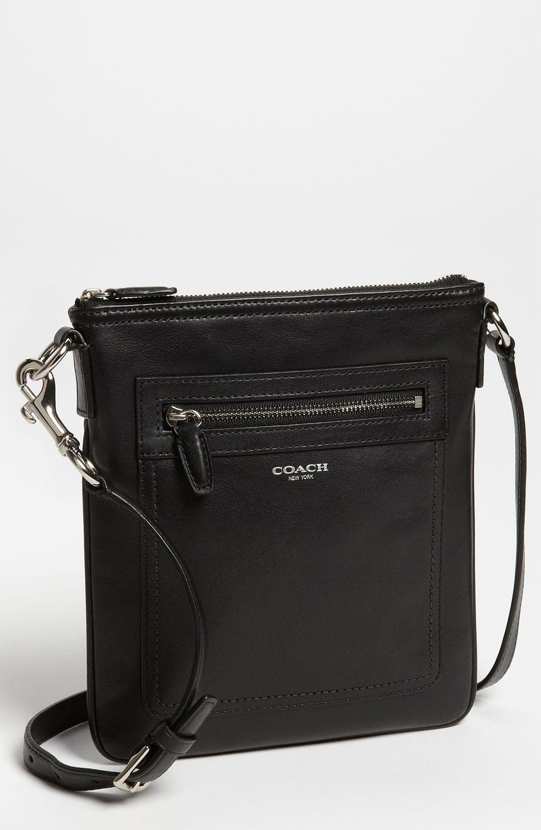 'Legacy' Leather Crossbody Bag, Main, color, 045