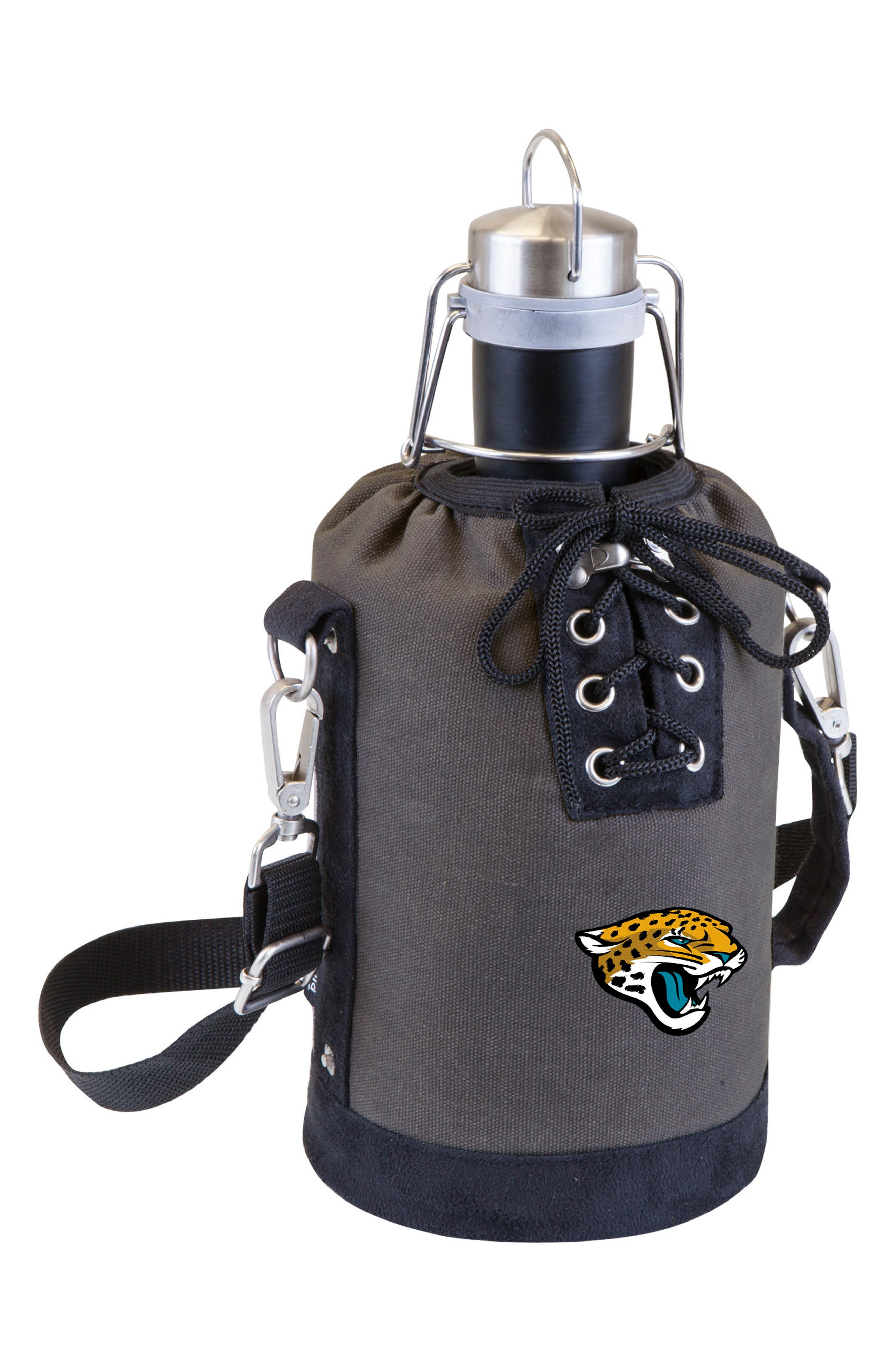 NFL Team Logo Tote & Stainless Steel Growler,                             Main thumbnail 15, color,