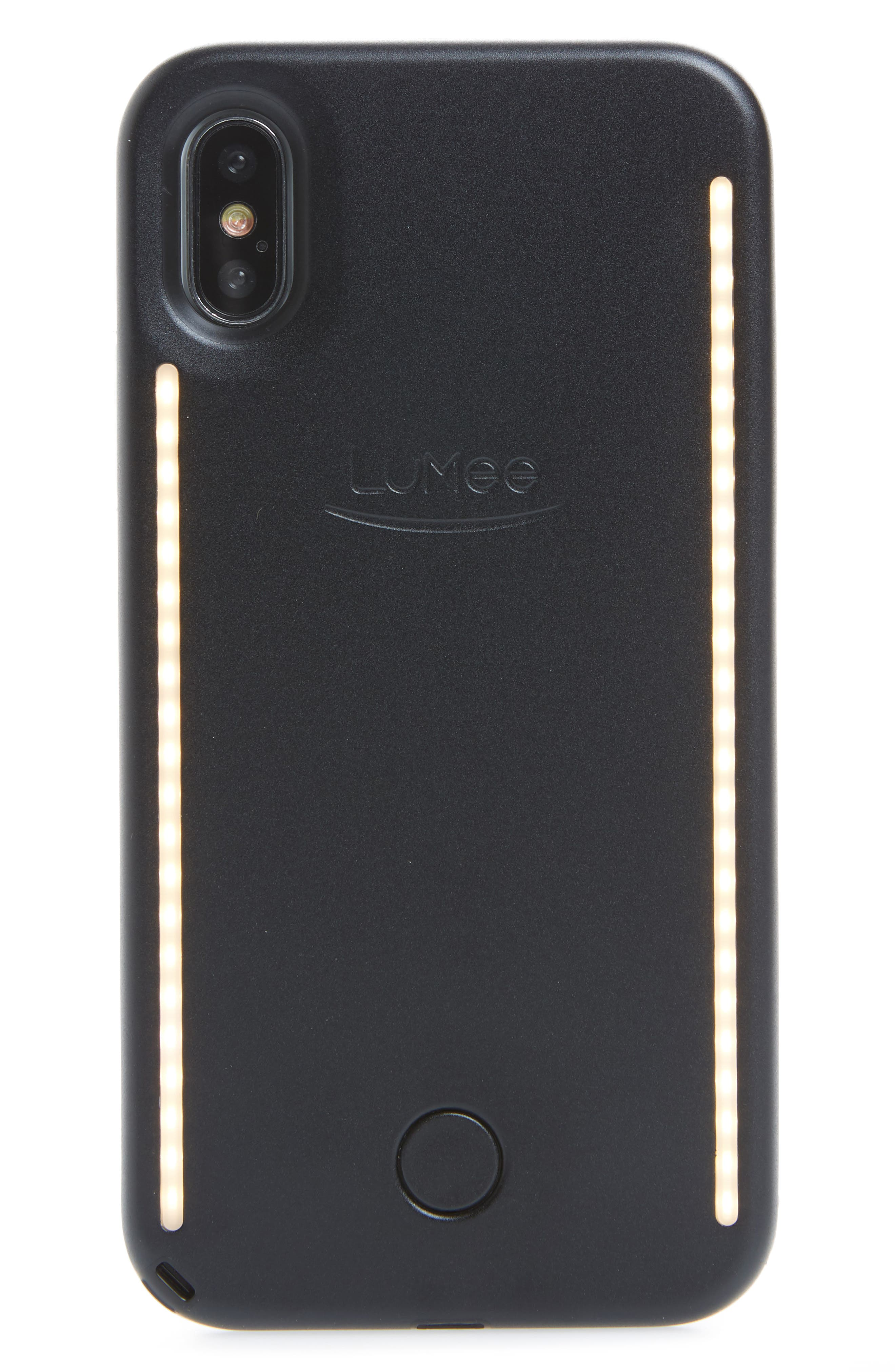 LED Lighted iPhone X/Xs Case,                             Main thumbnail 1, color,                             001