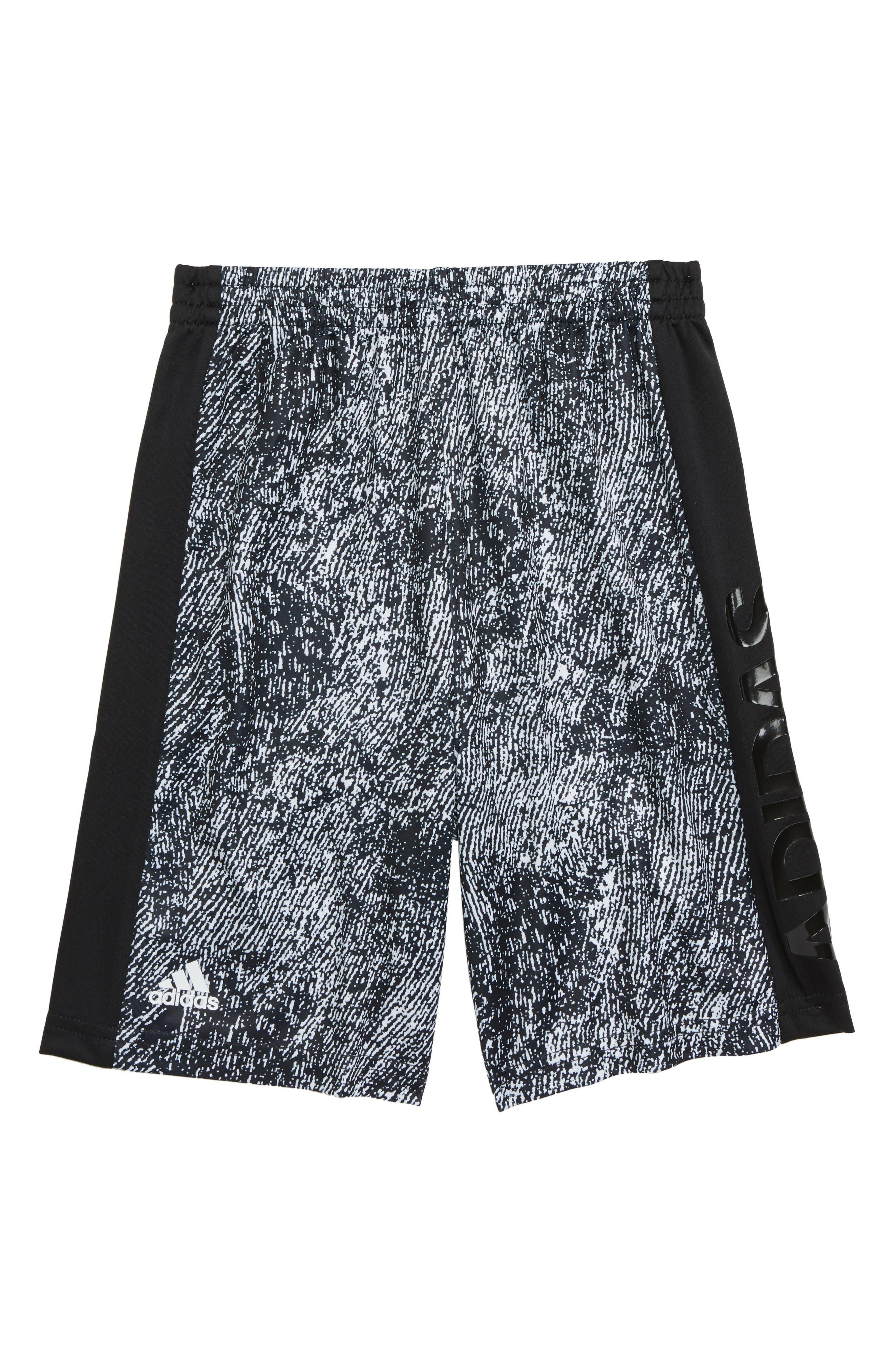Motivation Climalite<sup>®</sup> Shorts,                         Main,                         color, WHITE
