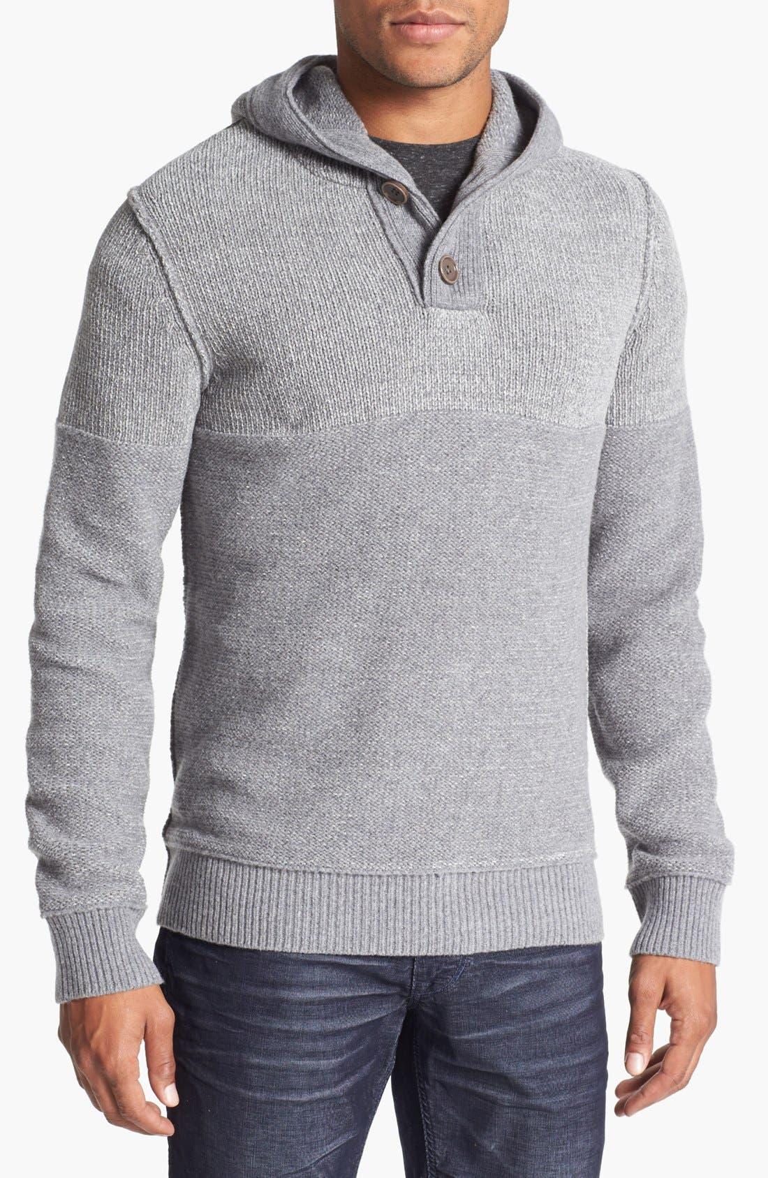 'Karsone' Hooded Sweater,                             Main thumbnail 1, color,                             051