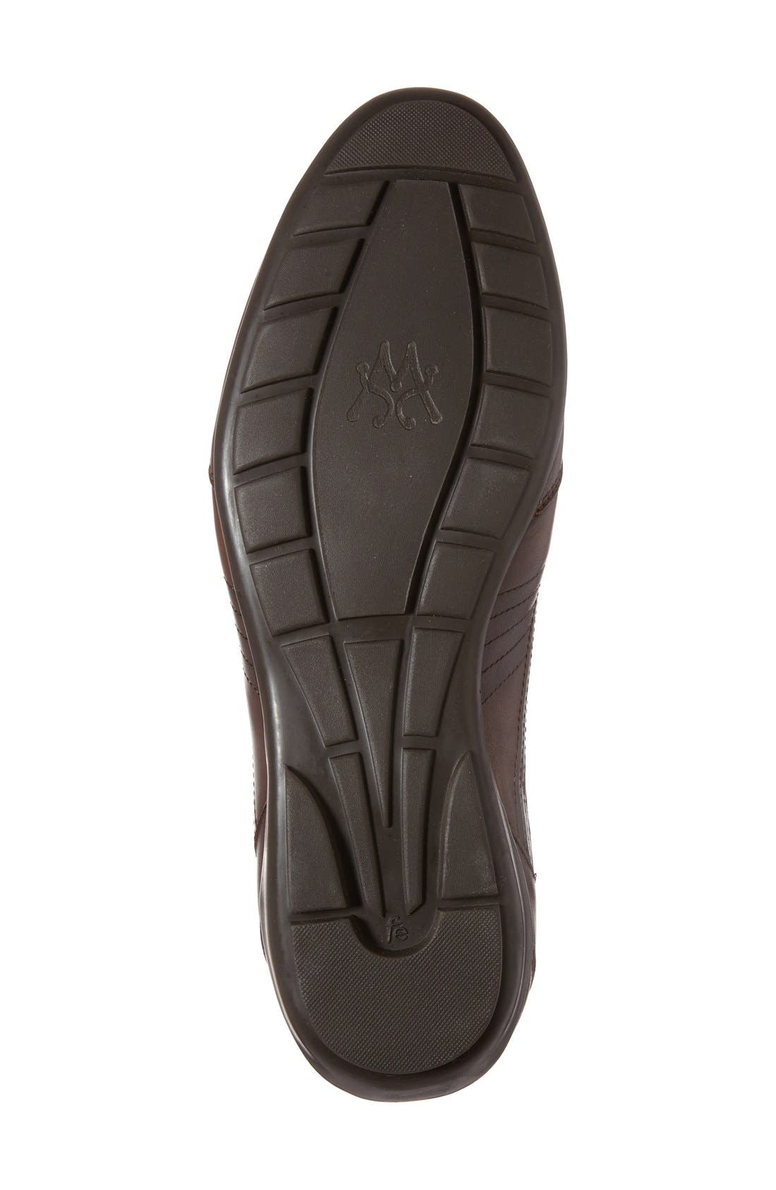 'Castelar' Lace-Up Sneaker,                             Alternate thumbnail 8, color,