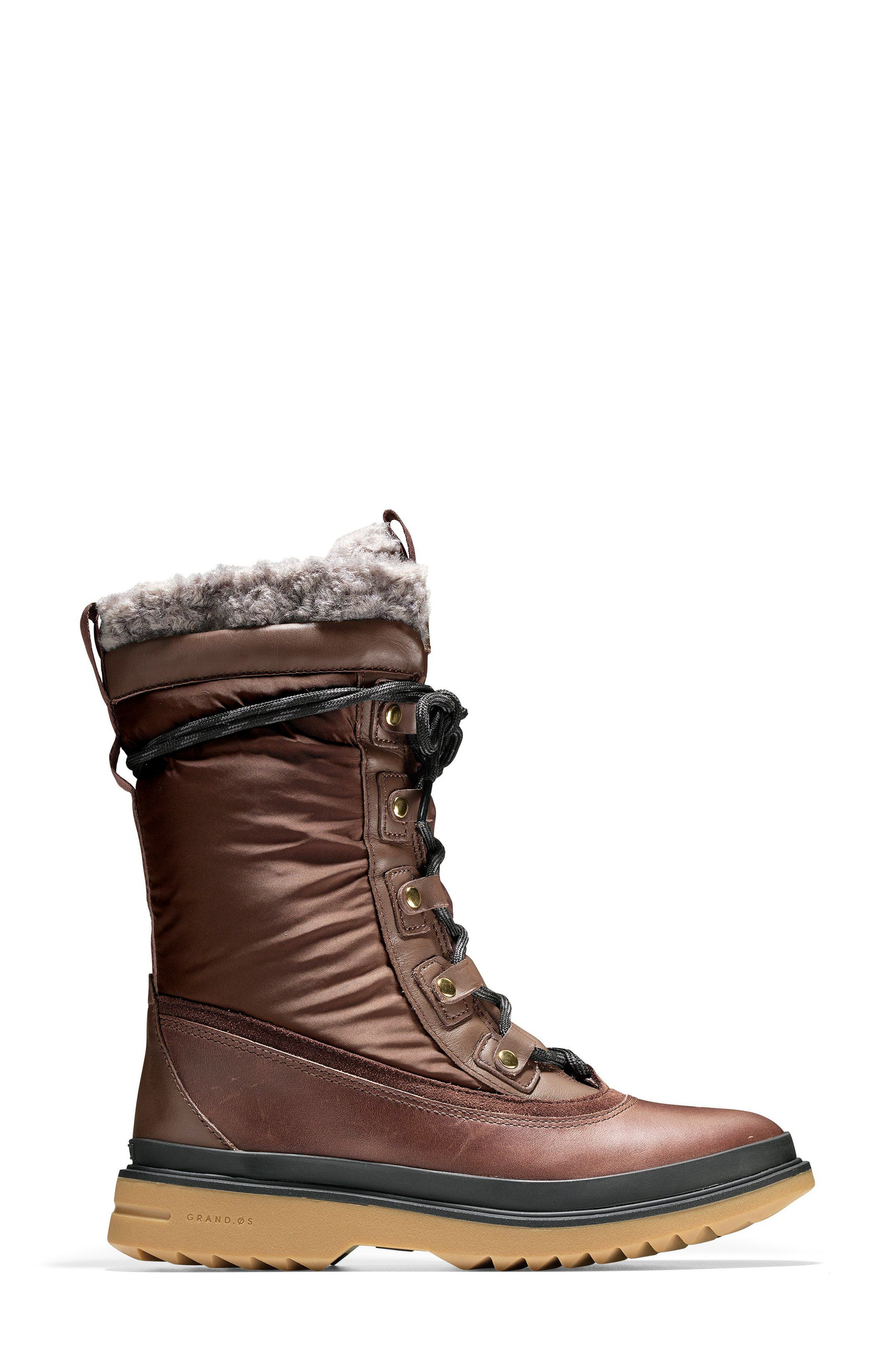 Millbridge Waterproof Boot,                             Alternate thumbnail 9, color,