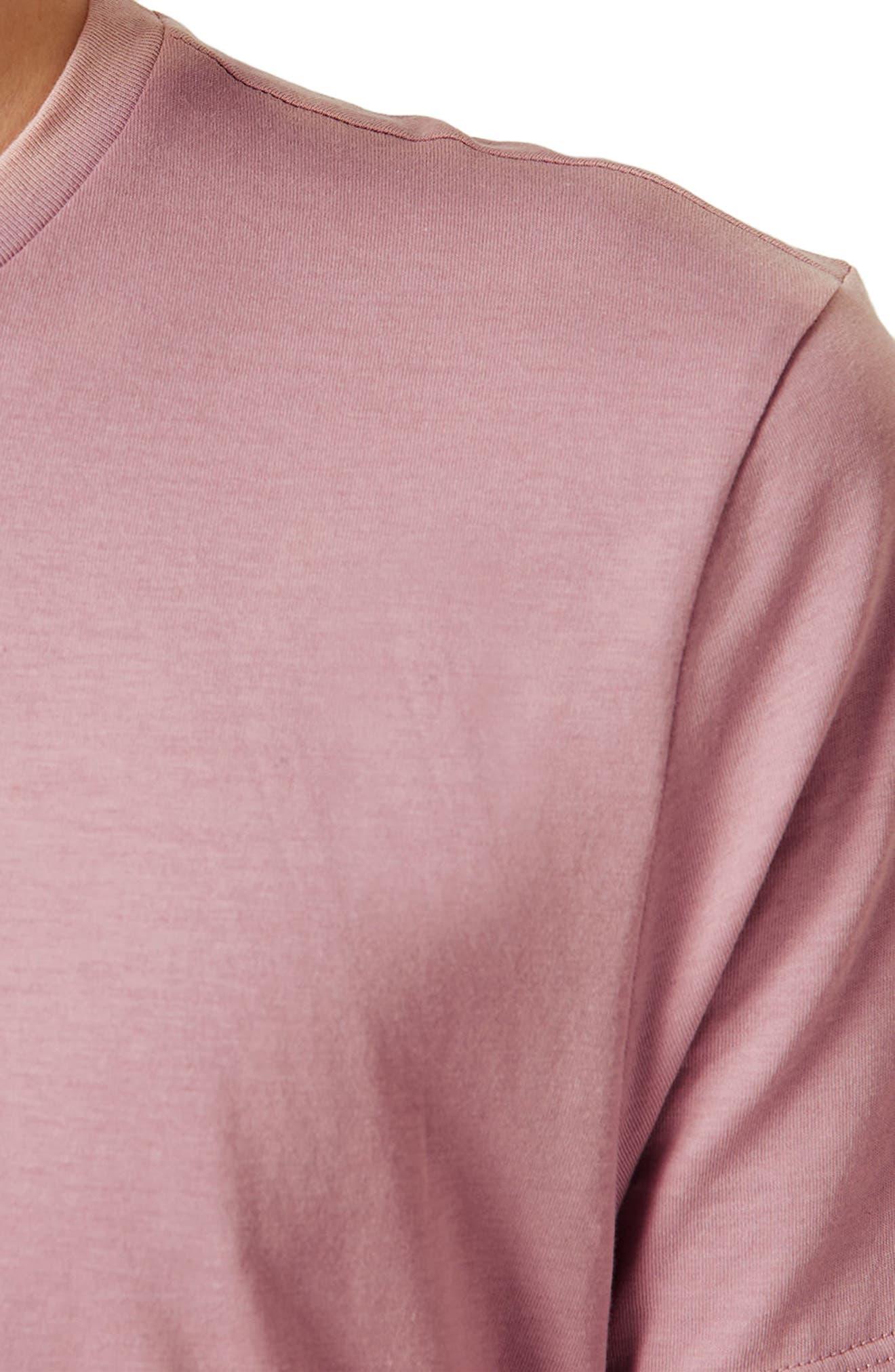 Slim Fit Crewneck T-Shirt,                             Alternate thumbnail 267, color,