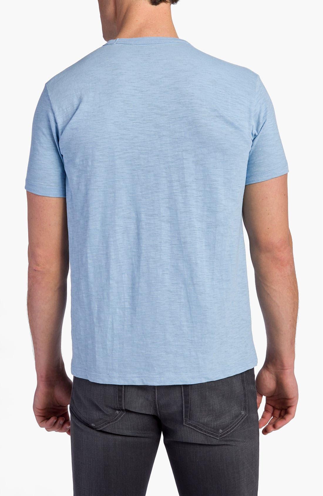 'Chicago Cubs' Regular Fit Crewneck T-Shirt,                             Alternate thumbnail 48, color,