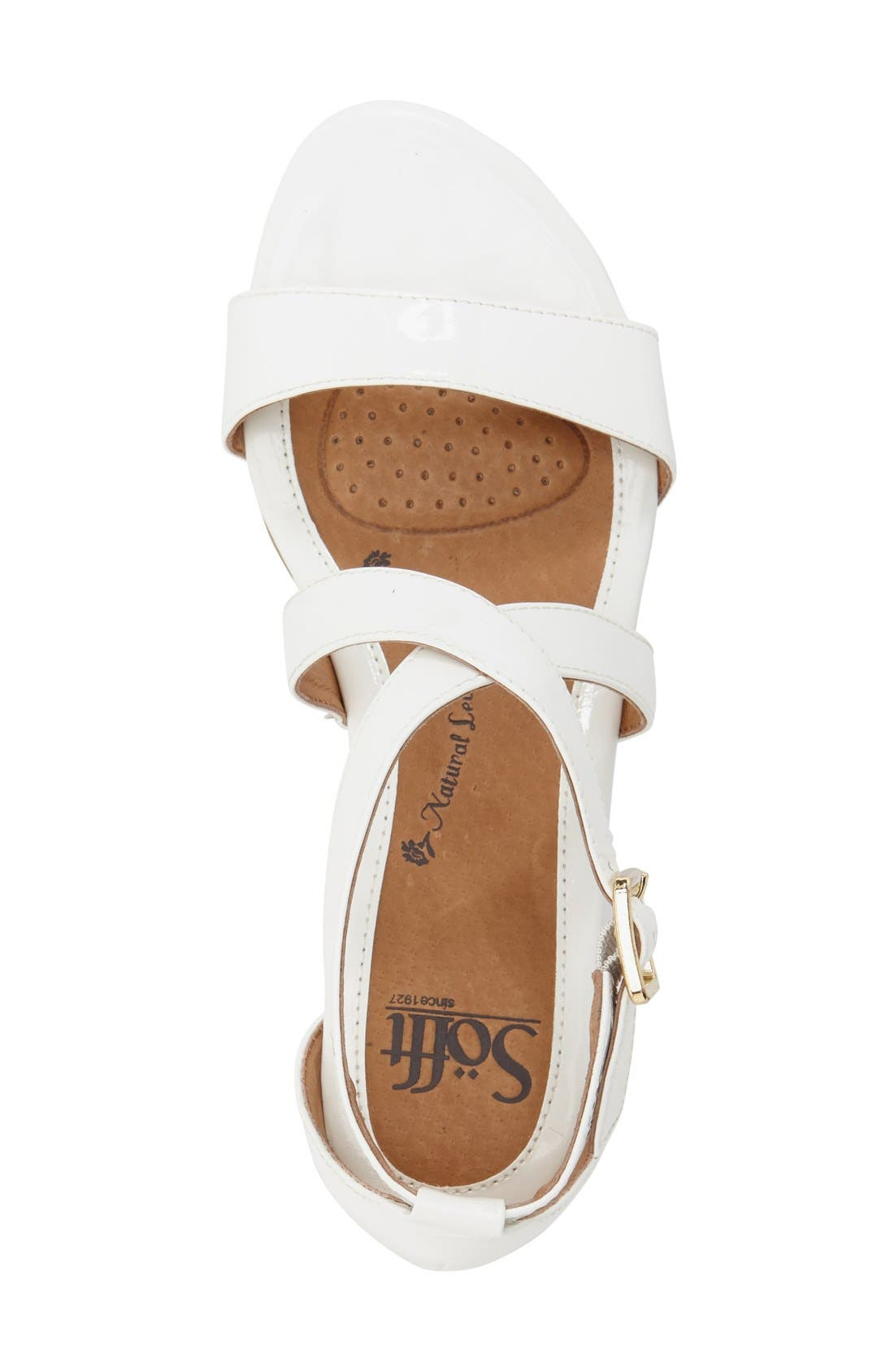 'Innis' Low Wedge Sandal,                             Alternate thumbnail 31, color,