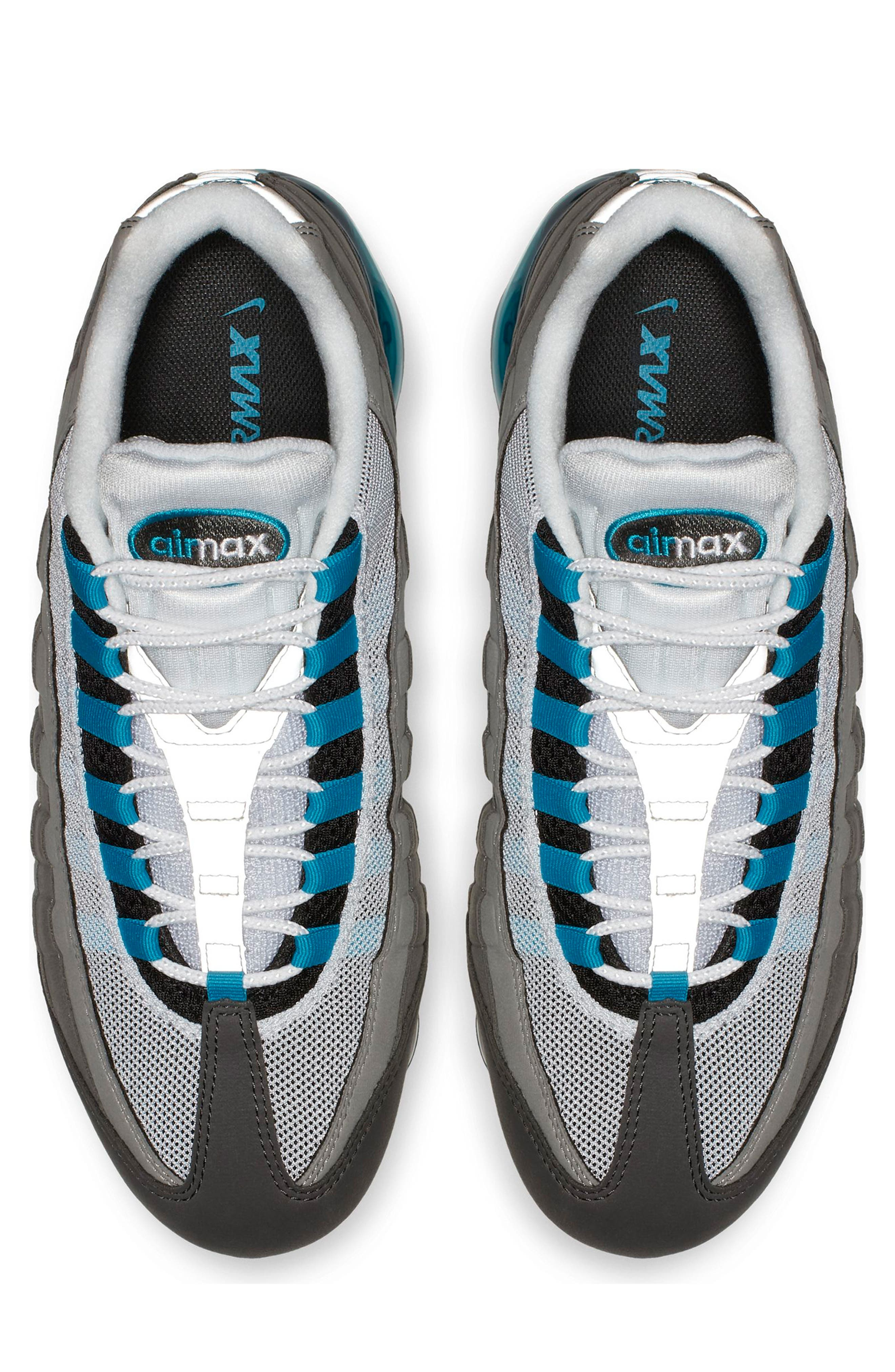 Air VaporMax '95 Sneaker,                             Alternate thumbnail 3, color,                             022