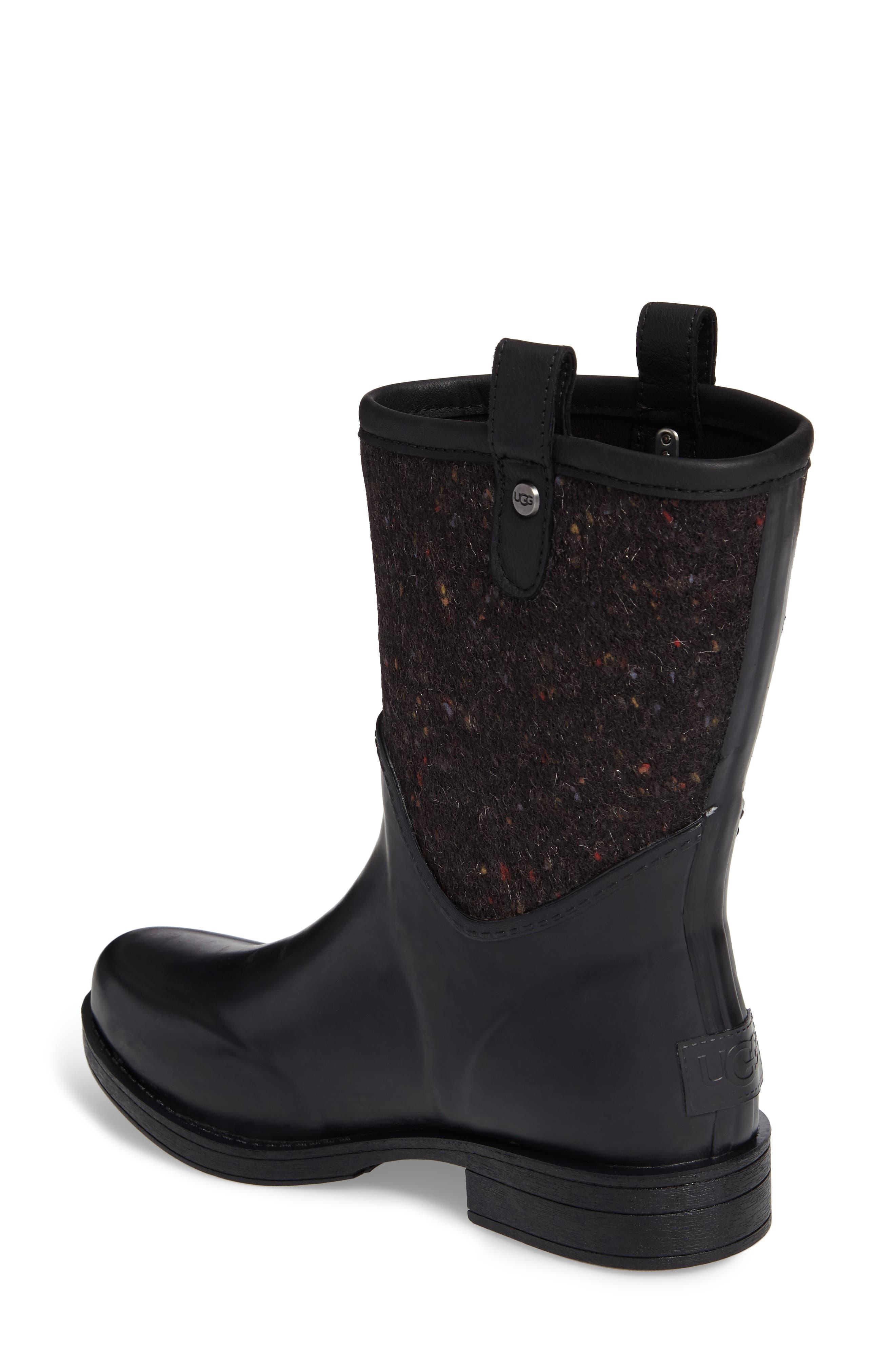 Stephanson Rain Boot,                             Alternate thumbnail 2, color,                             001