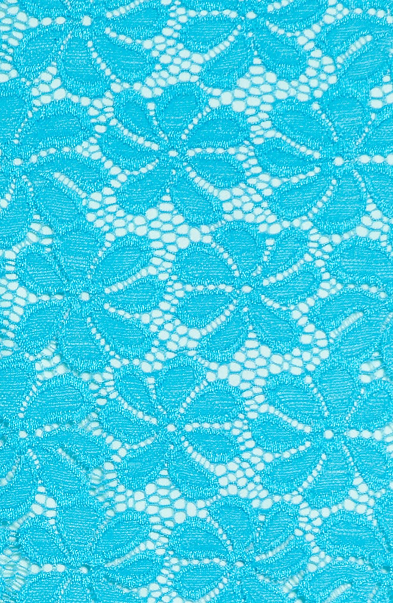 Hailee Lace Dress,                             Alternate thumbnail 3, color,                             400