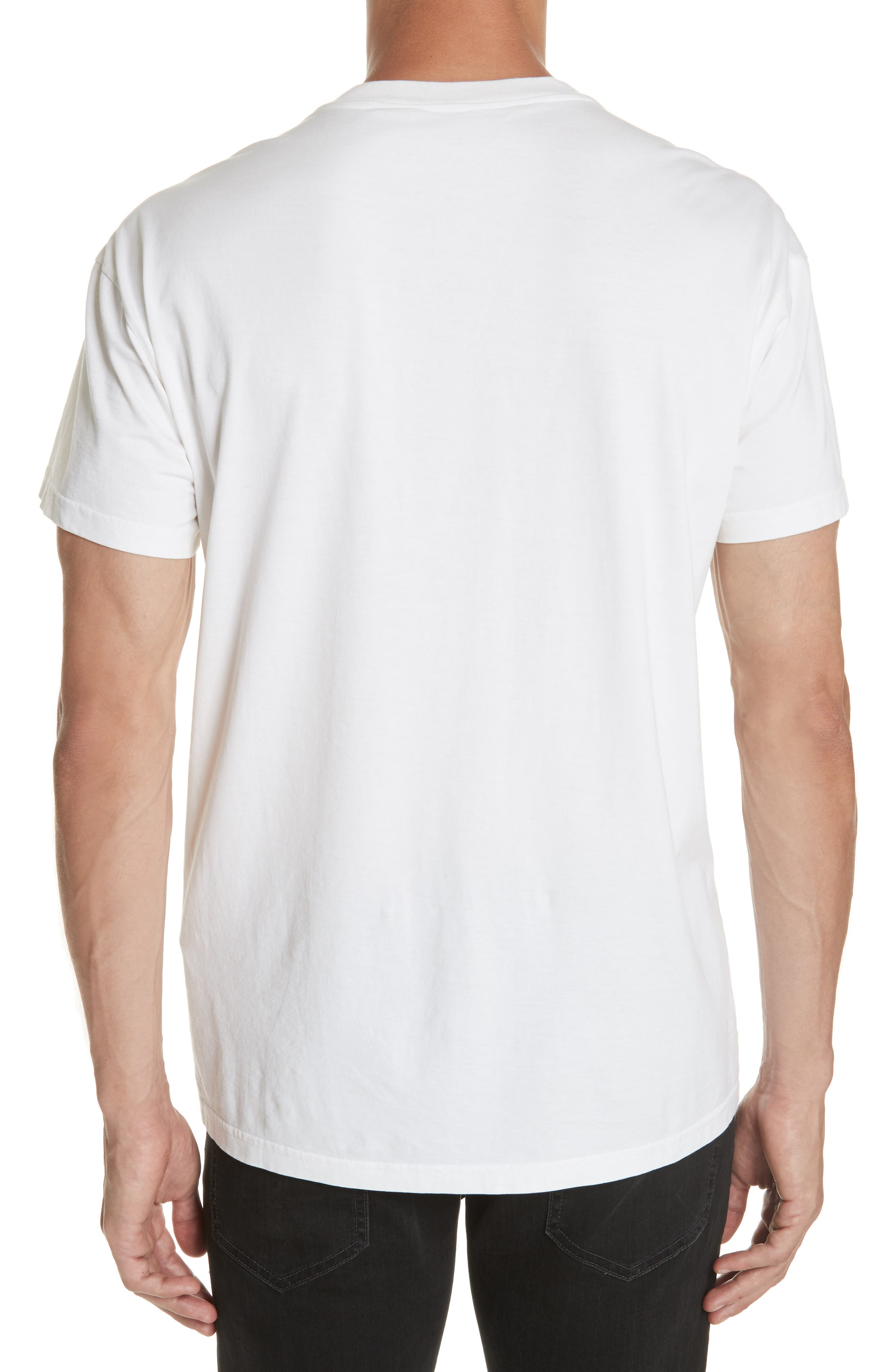 Graphic T-Shirt,                             Alternate thumbnail 2, color,                             WHITE
