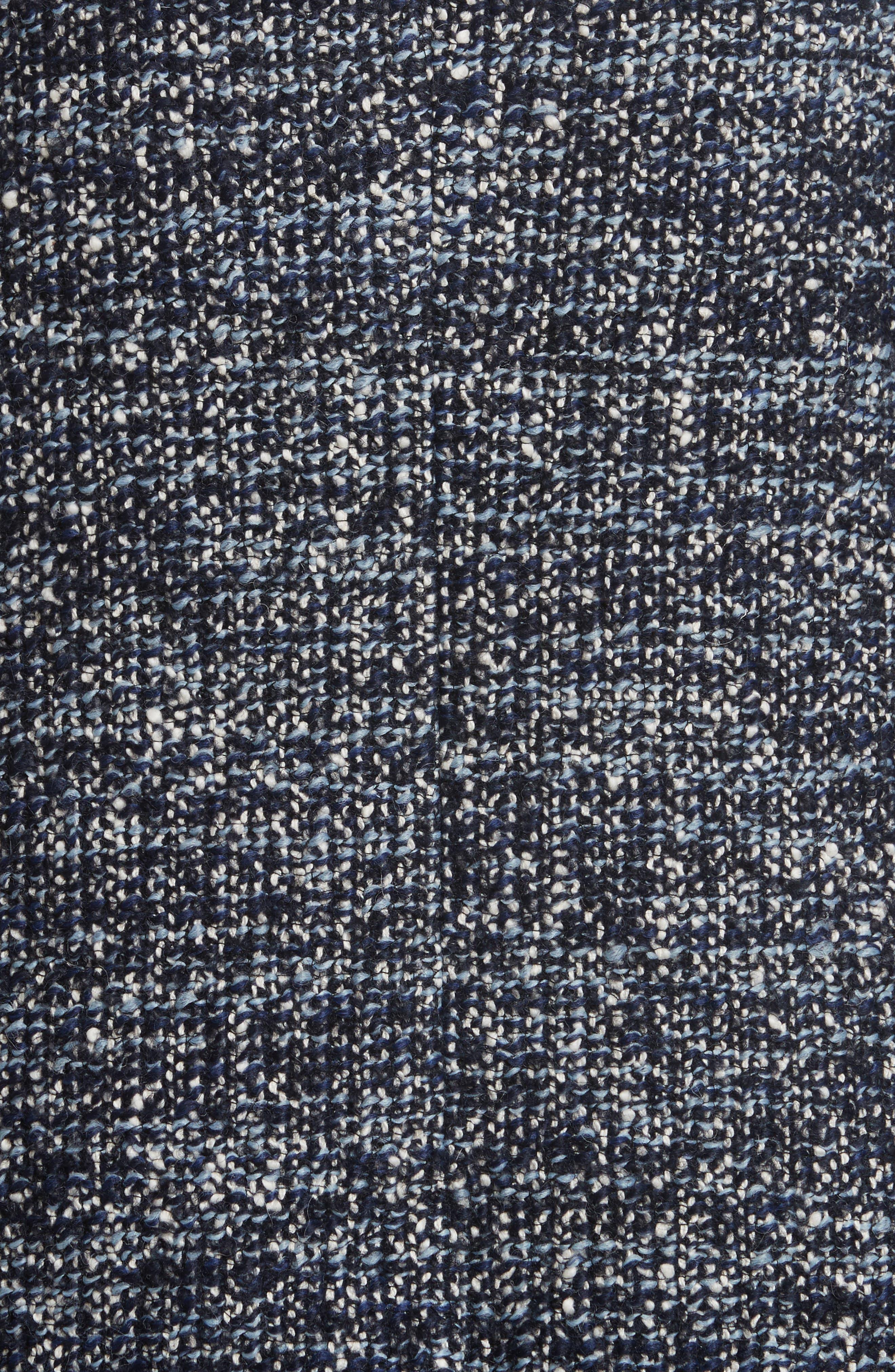 Alice Tweed Jacket,                             Alternate thumbnail 6, color,