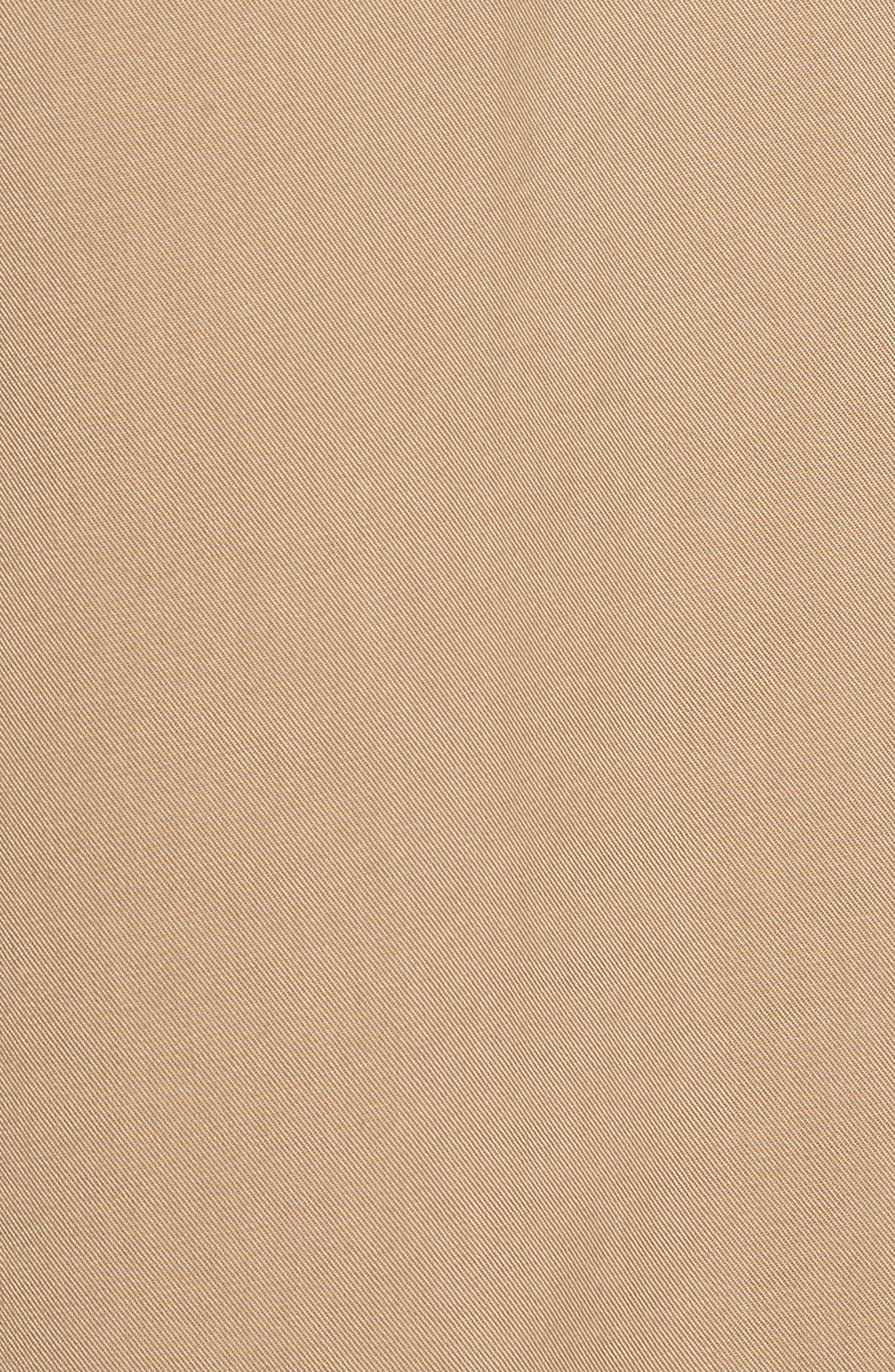 Tie Front Culottes,                             Alternate thumbnail 5, color,                             250
