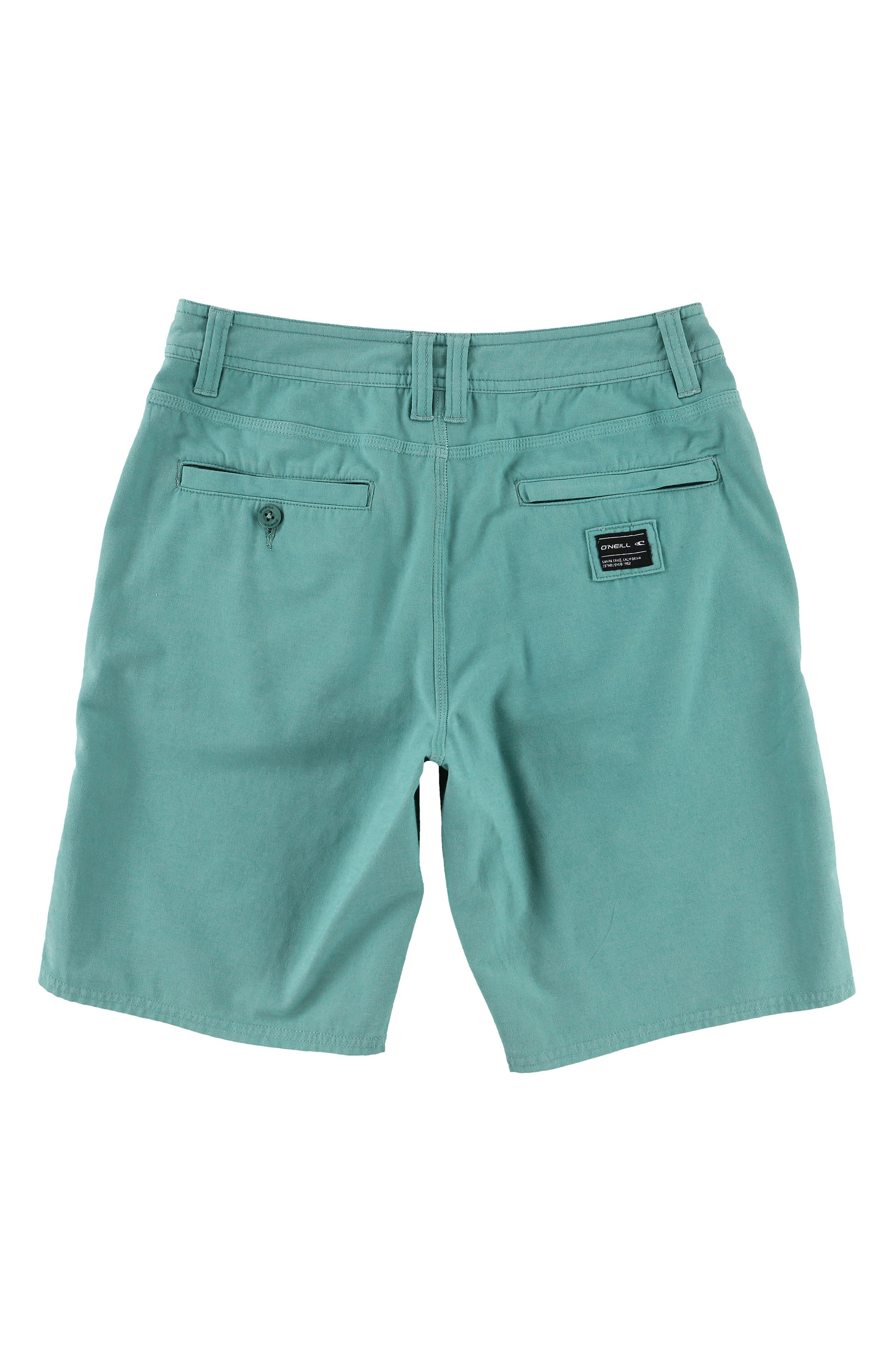 Locked Overdye Hybrid Shorts,                             Alternate thumbnail 4, color,