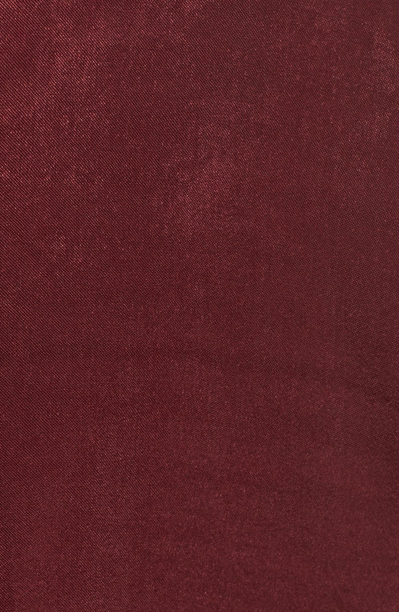 Ruffle Satin Top,                             Alternate thumbnail 5, color,                             930