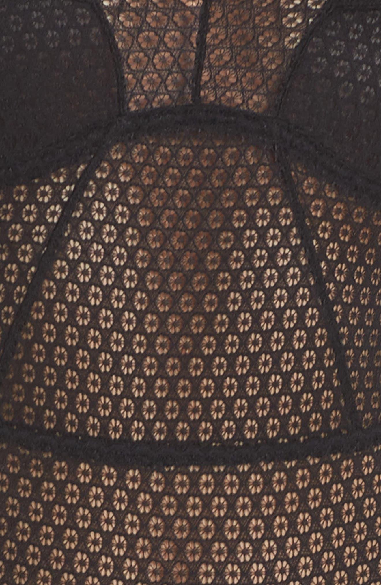 Pointelle Bodysuit,                             Alternate thumbnail 9, color,