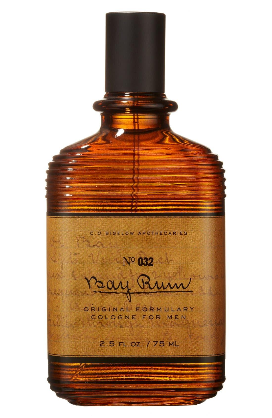 Bay Rum Cologne for Men,                             Main thumbnail 1, color,                             000