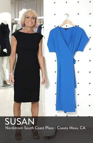 Rita Wrap Dress, sales video thumbnail